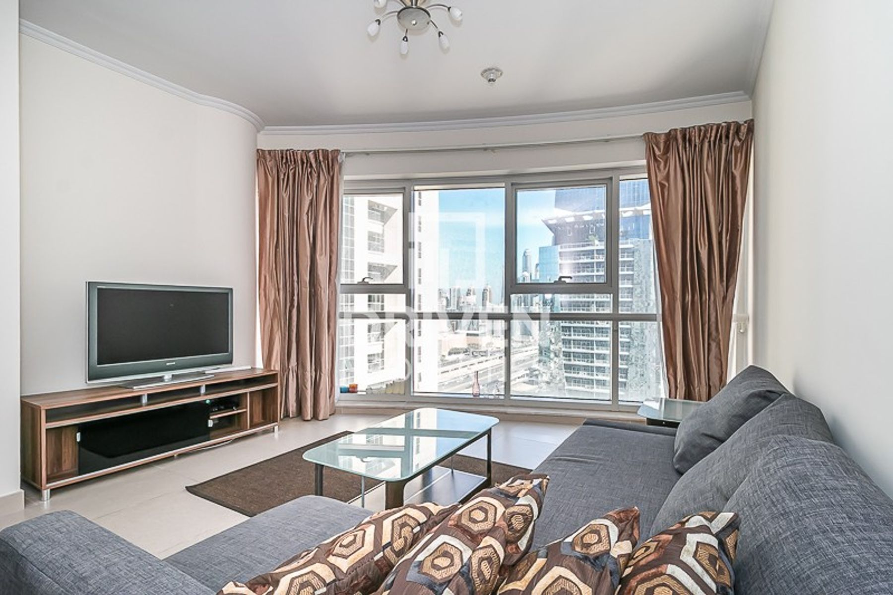 Apartment for Rent in Goldcrest Executive - Jumeirah Lake Towers