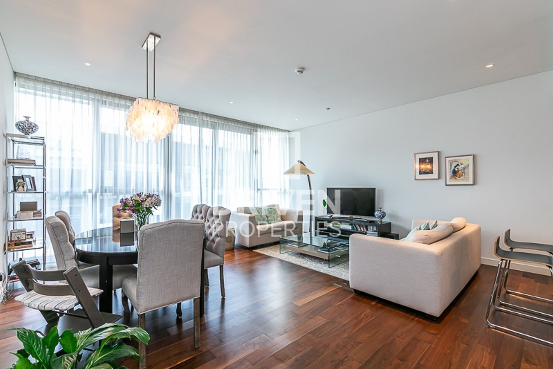 Amazing 2 Bed Apt + Maid | Boulevard View