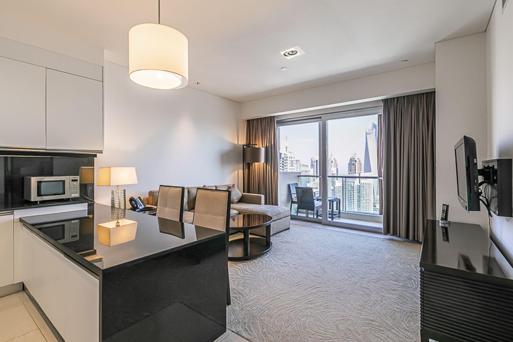 Apartment for Rent in The Address Dubai Marina, Dubai Marina