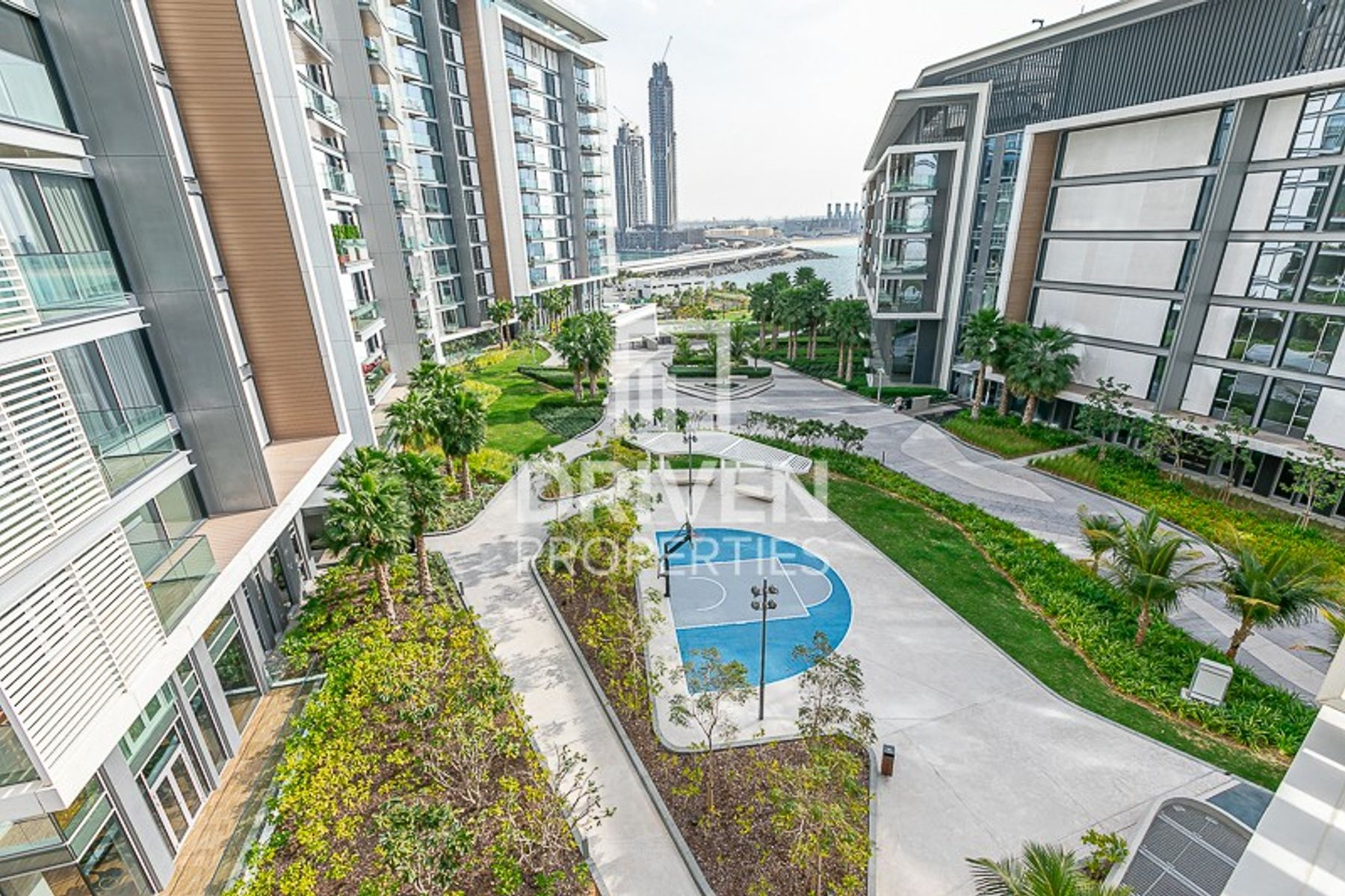Apartment for Sale in Apartment Building 8 - Bluewaters