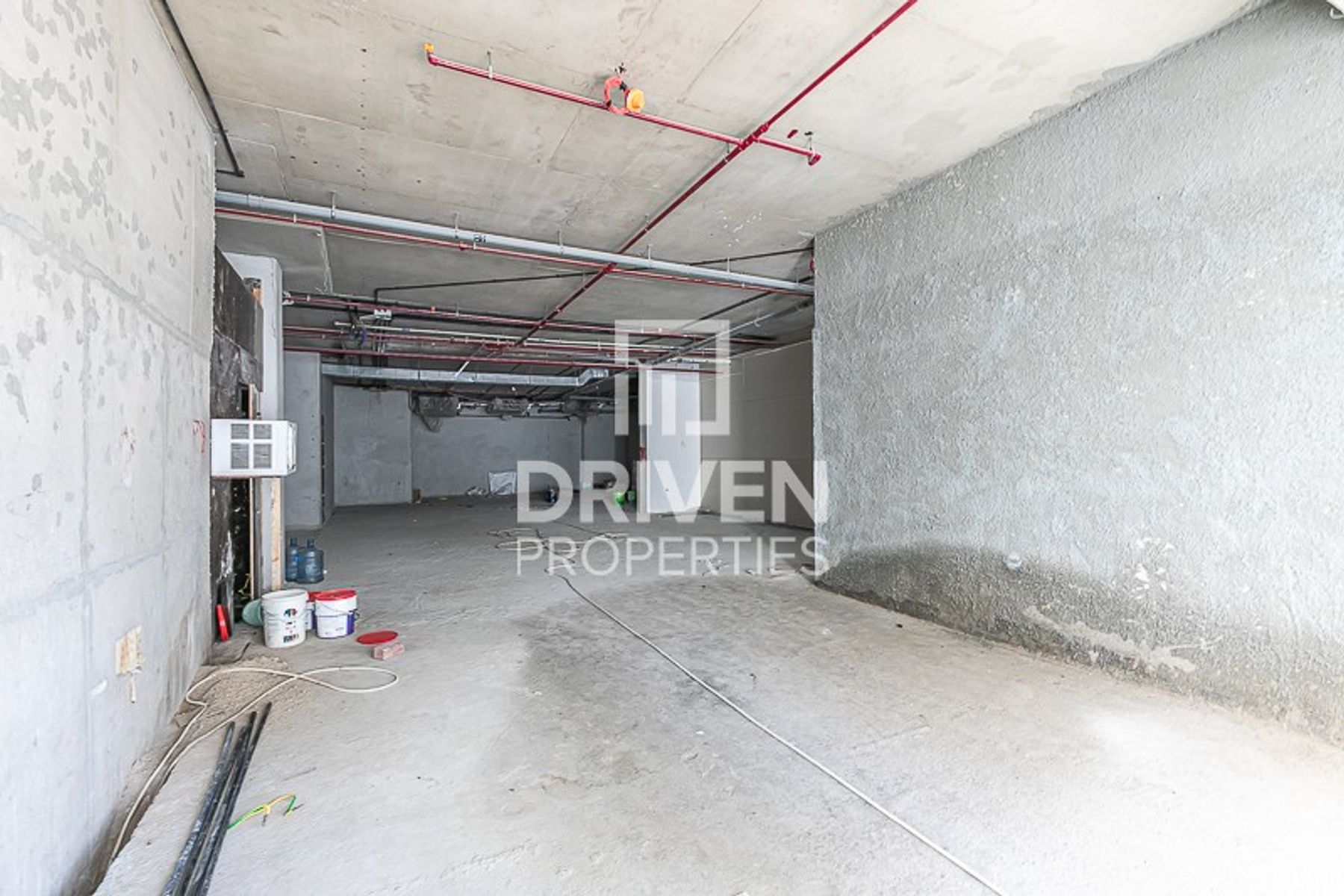 Spacious | Retail Space | Unfurnished