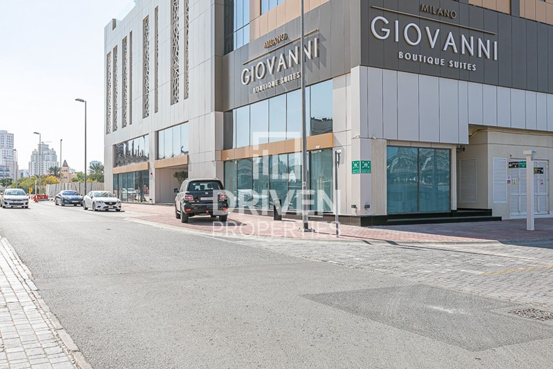 Spacious Retail Space in the Heart of JVC