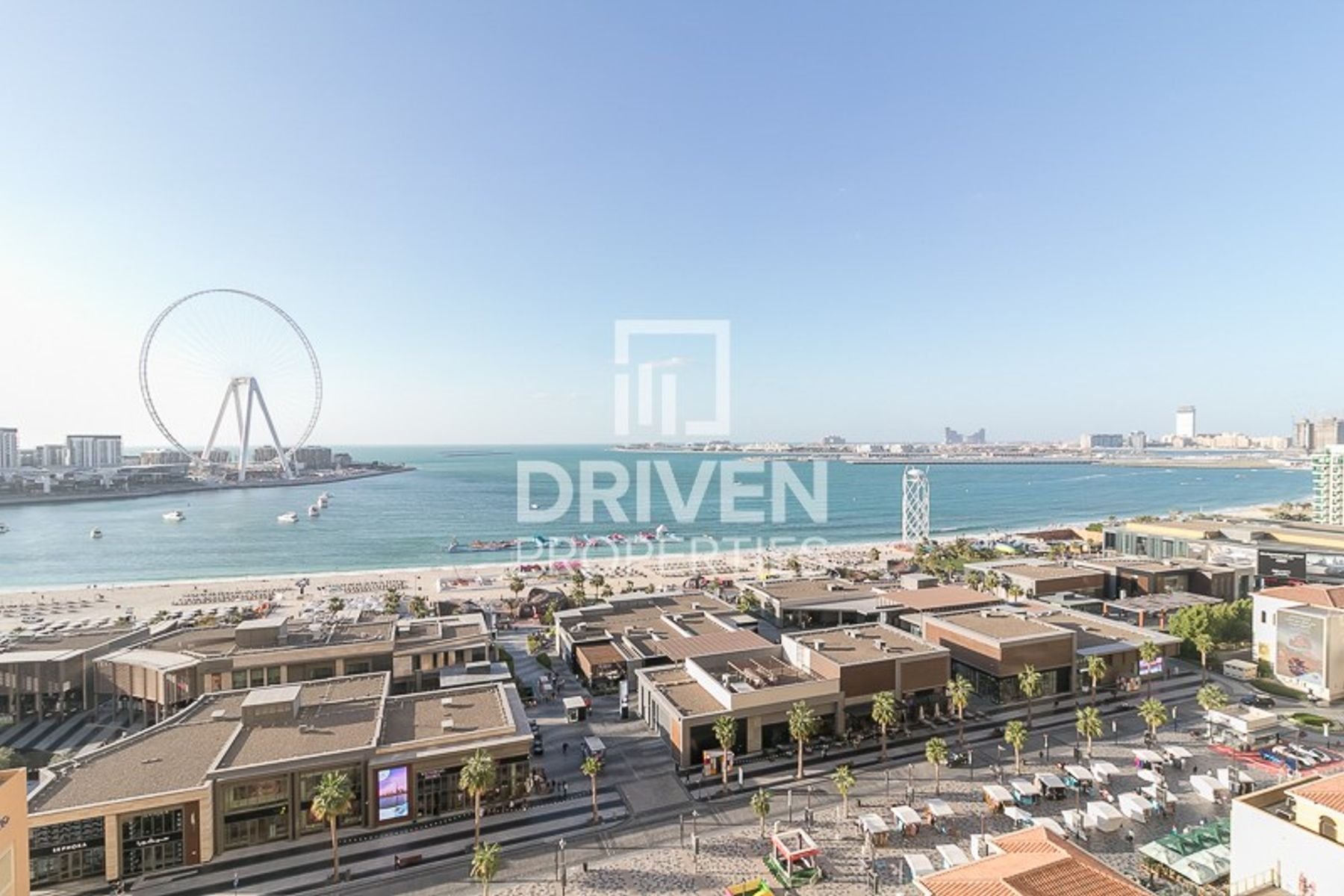 Vacant and Bright 3 Bed | Full Sea Views