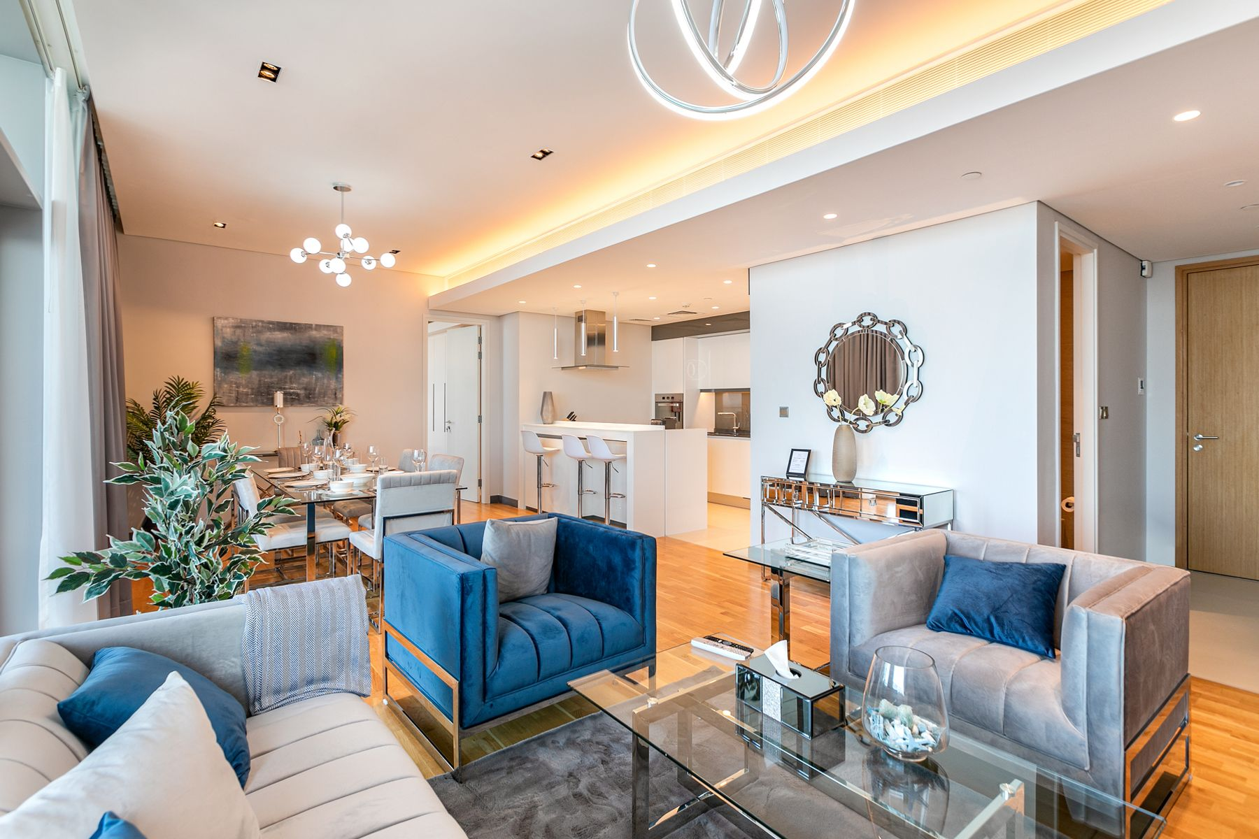 Brand New 1BR|Bluewaters 9|On High Floor With Sea View