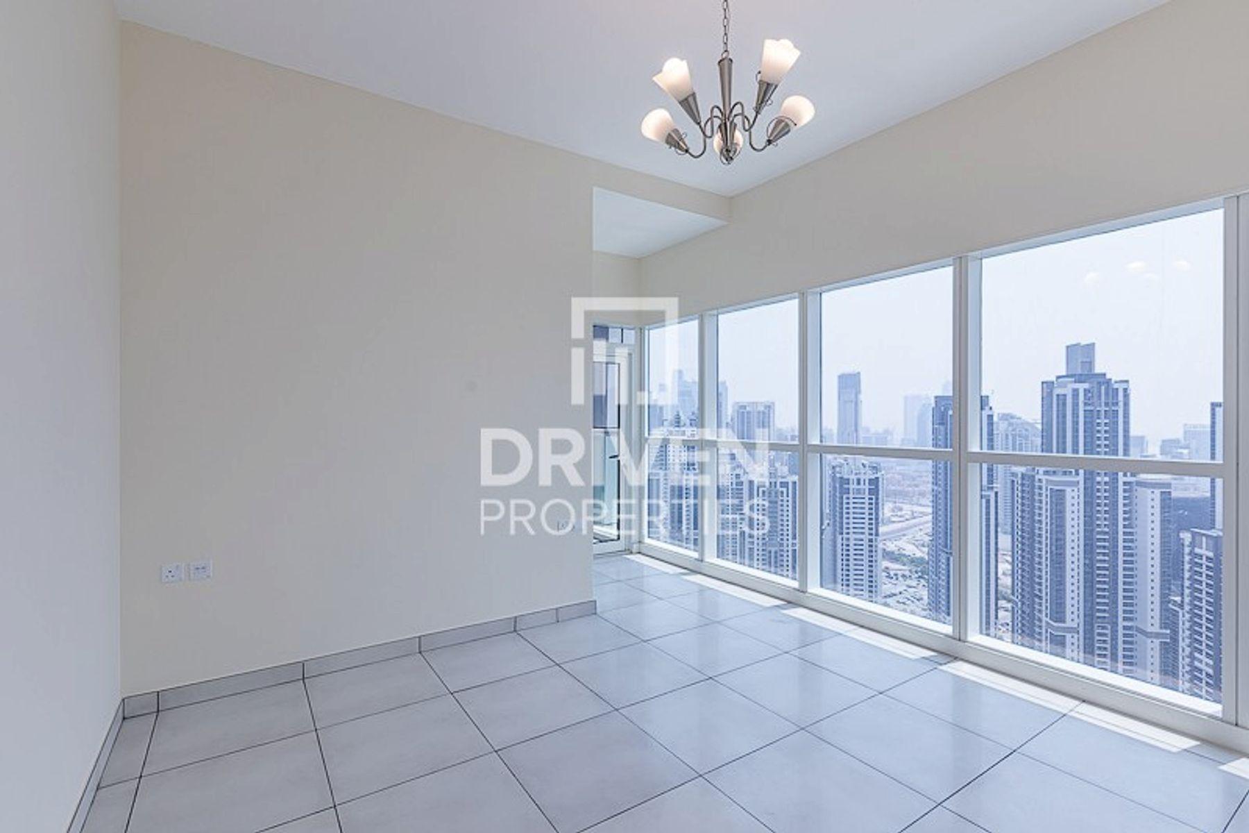 للايجار - شقة - برج البتها - الخليج التجاري