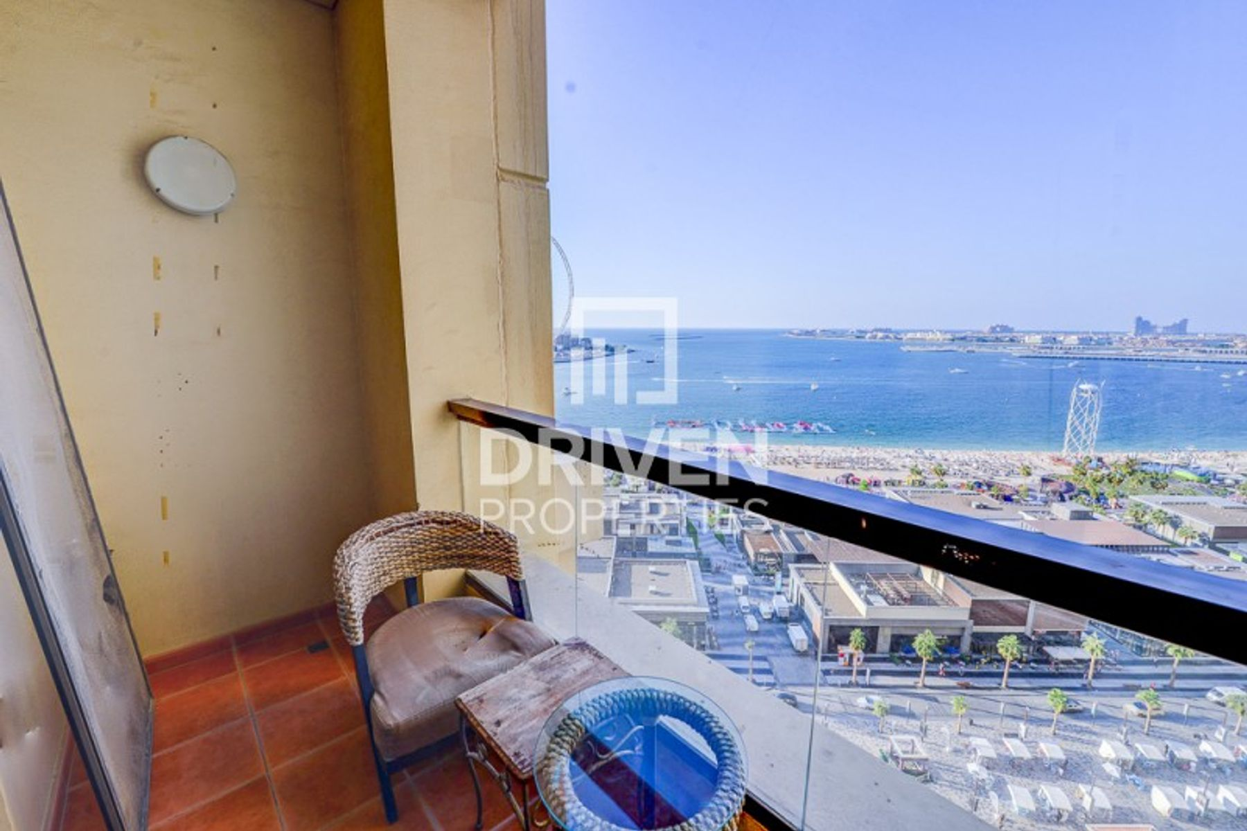 Apartment for Rent in Rimal 6, Jumeirah Beach Residence