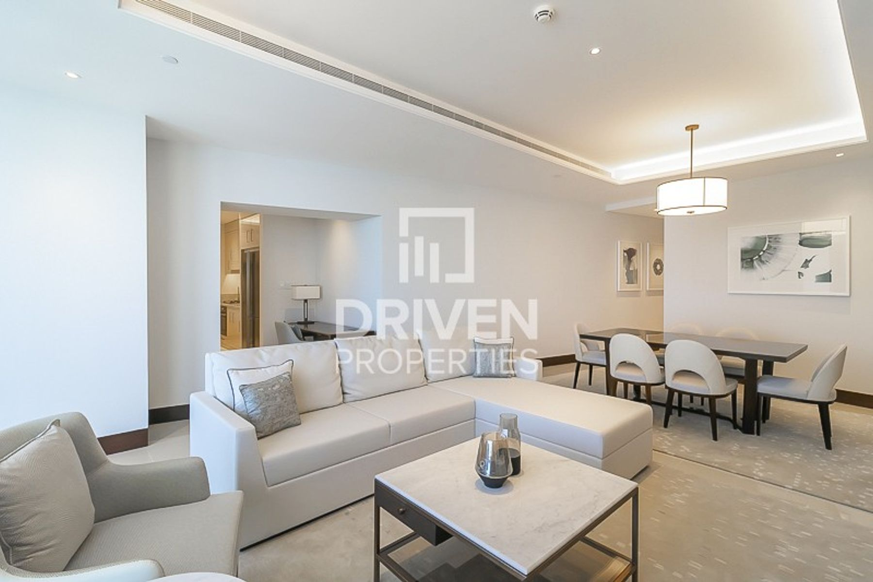 Above 40th Floor | Sea View | Available Now
