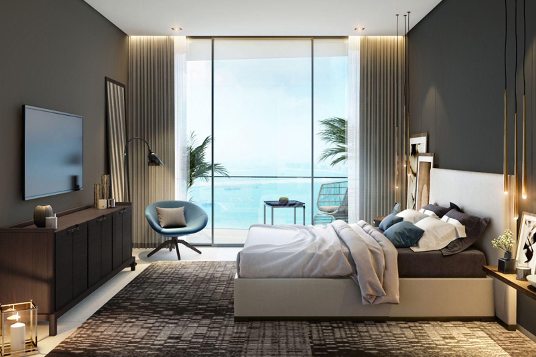 للبيع - شقة - العنوان منتجع وسبا جميرا - مساكن شاطئ الجميرا