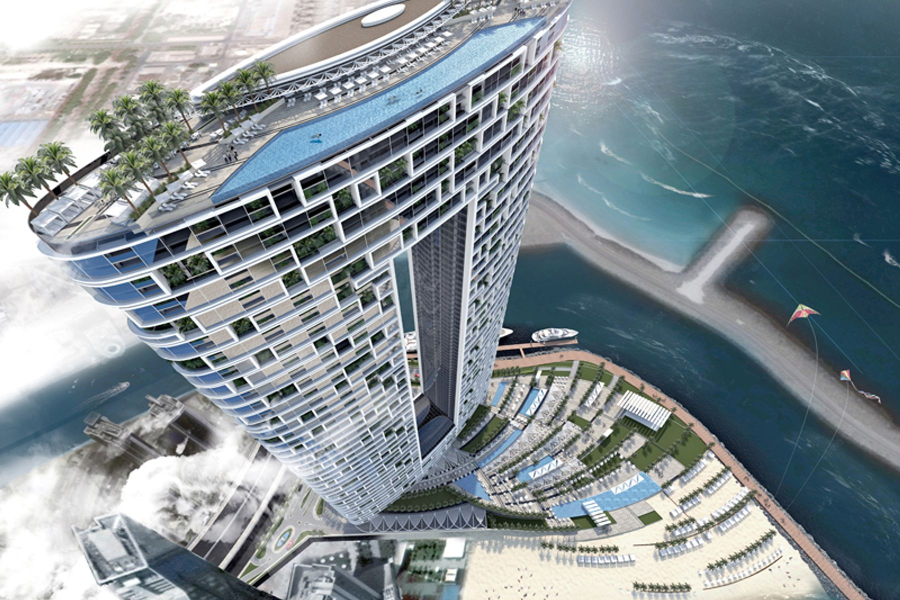 Apartment for Sale in The Address Jumeirah Resort and Spa - Jumeirah Beach Residence