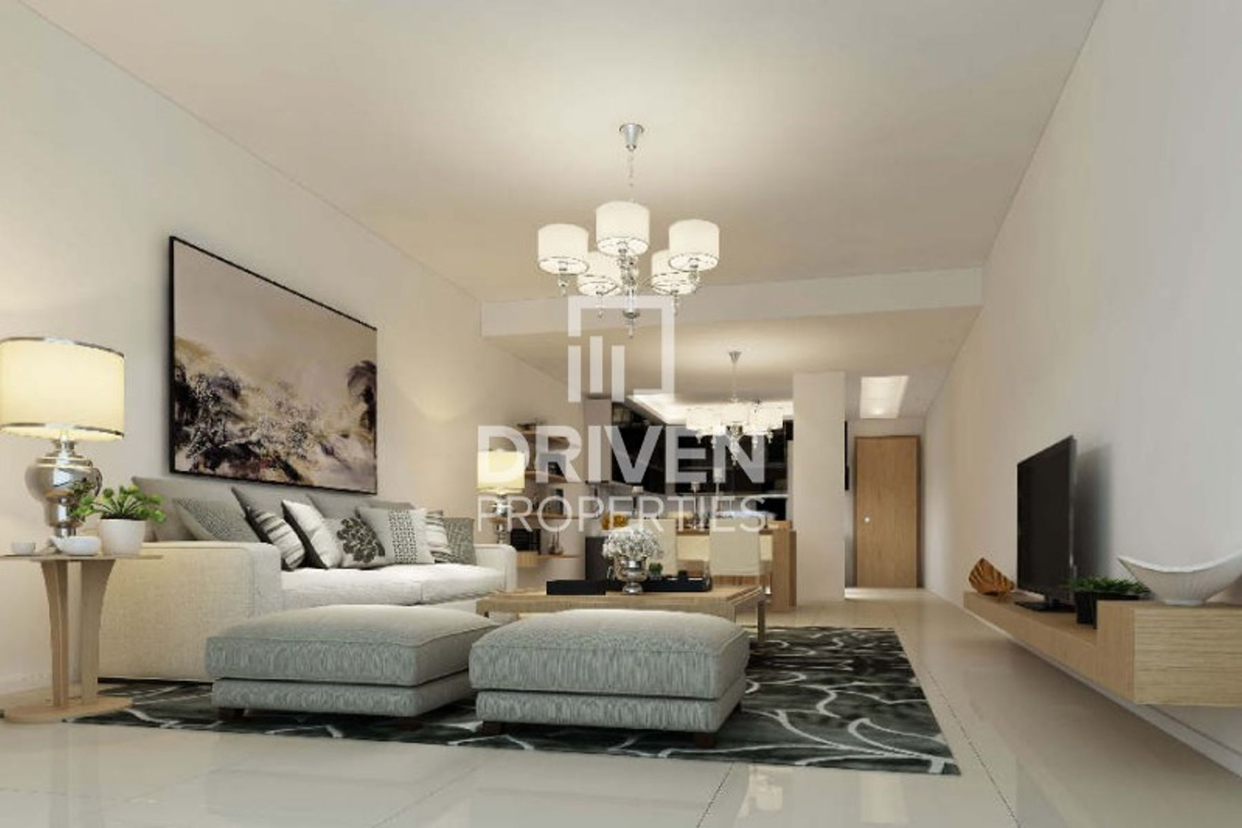 Apartment for Sale in Pantheon Elysee - Jumeirah Village Circle
