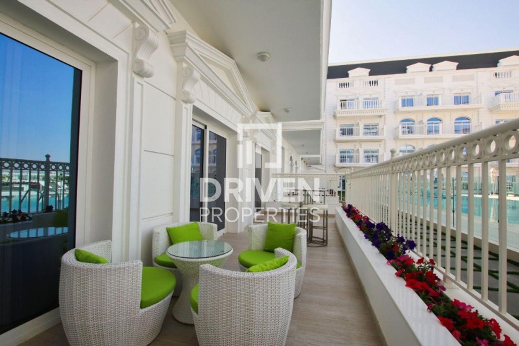 Apartment for Sale in Vincitore Palacio, Arjan