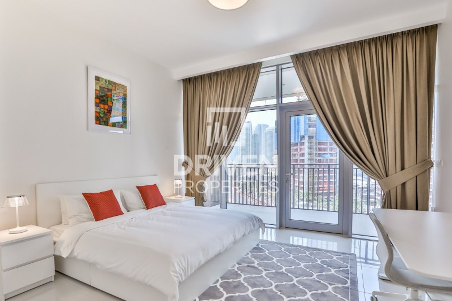 Apartment for Rent in Boulevard Crescent 2 - Downtown Dubai