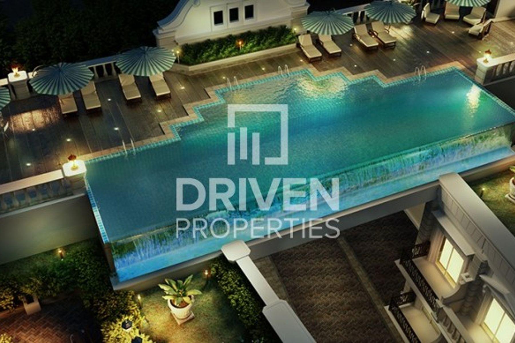 للبيع - شقة - فينشيتوري بوليفارد - ارجان