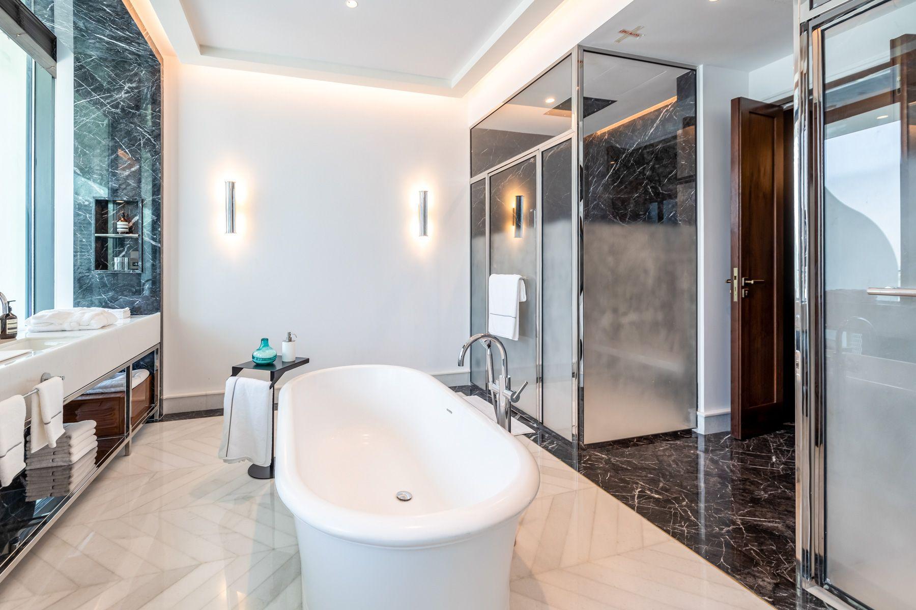 dorchester collection penthouse in dubai