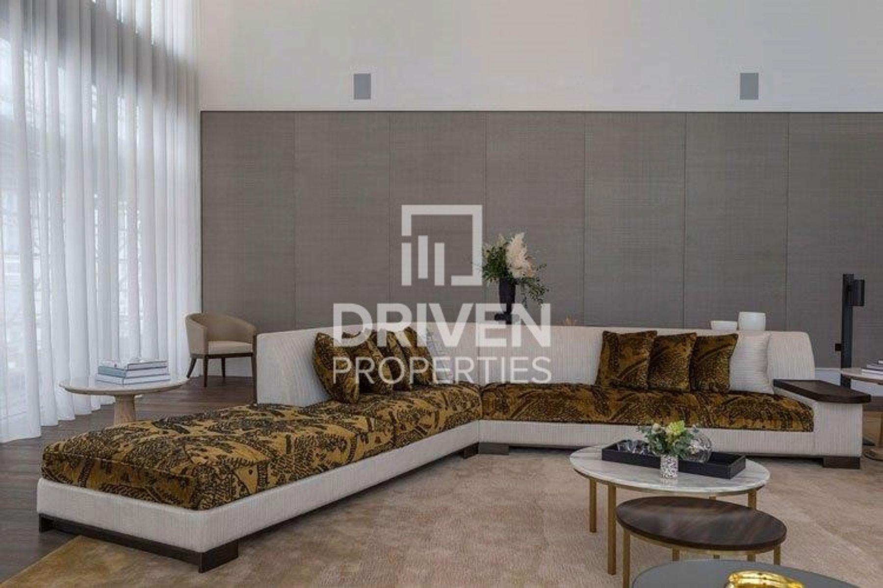 للبيع - شقة - دورشستر كوليكشن دبي - الخليج التجاري