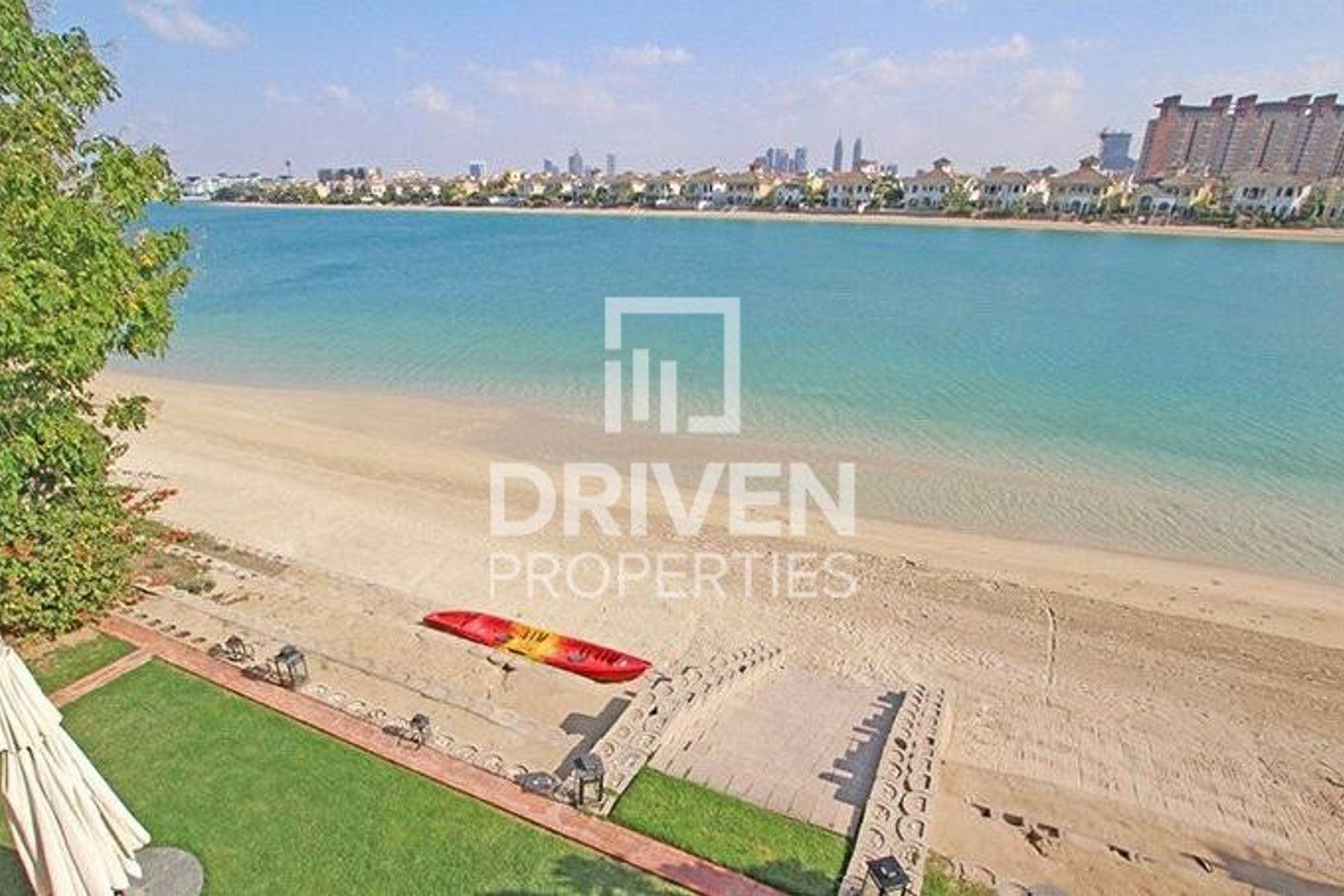 Villa for Rent in Garden Homes Frond B, Palm Jumeirah