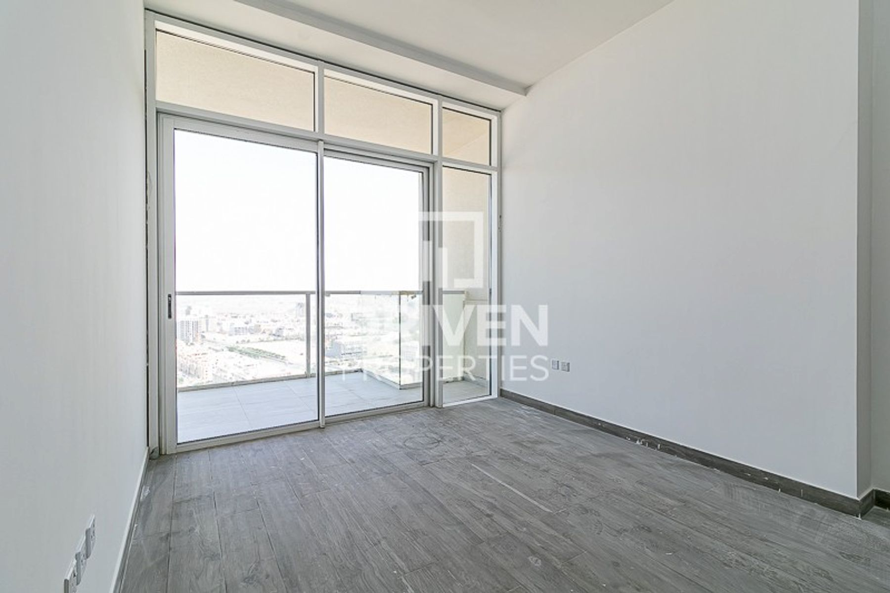 Spacious and Bright Brand New Studio Apt