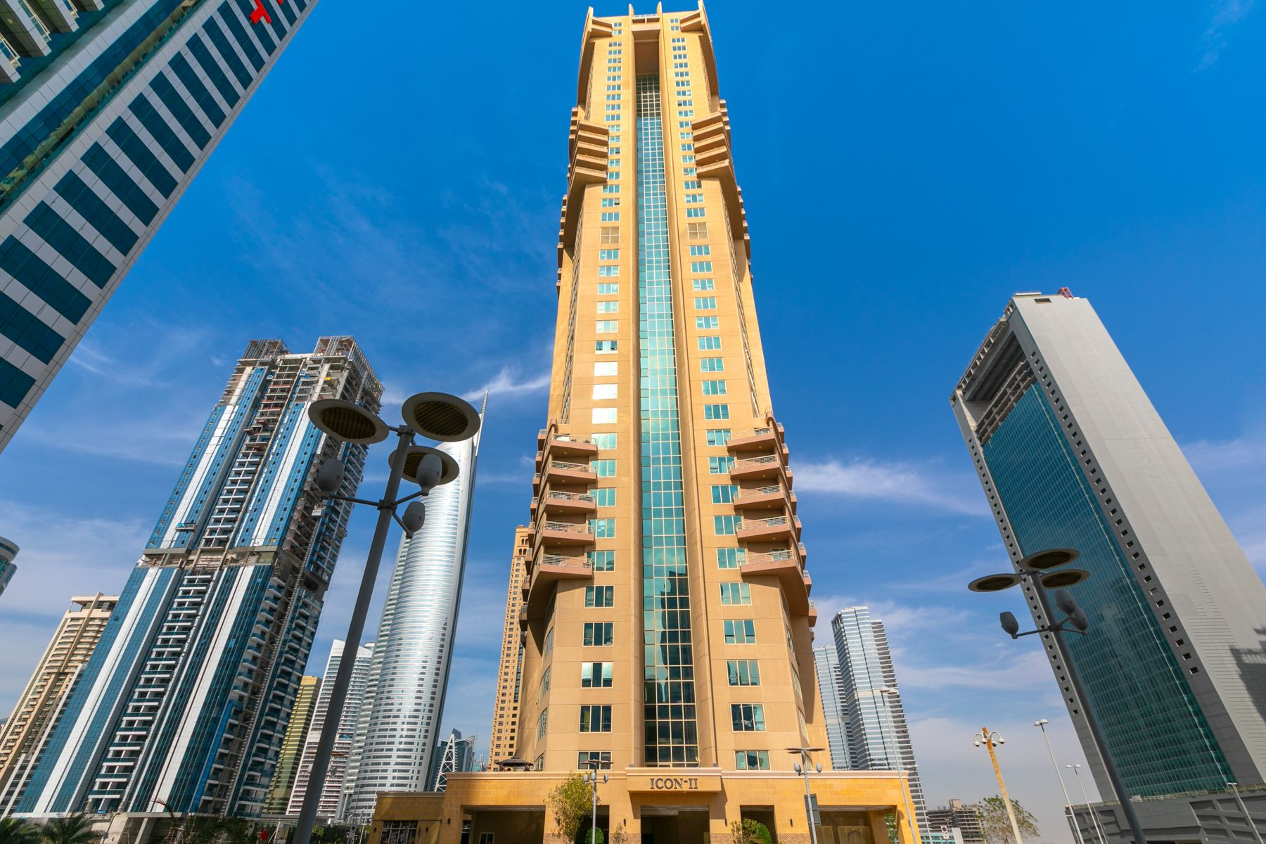 Studio for Rent in Icon Tower 2, Jumeirah Lake Towers