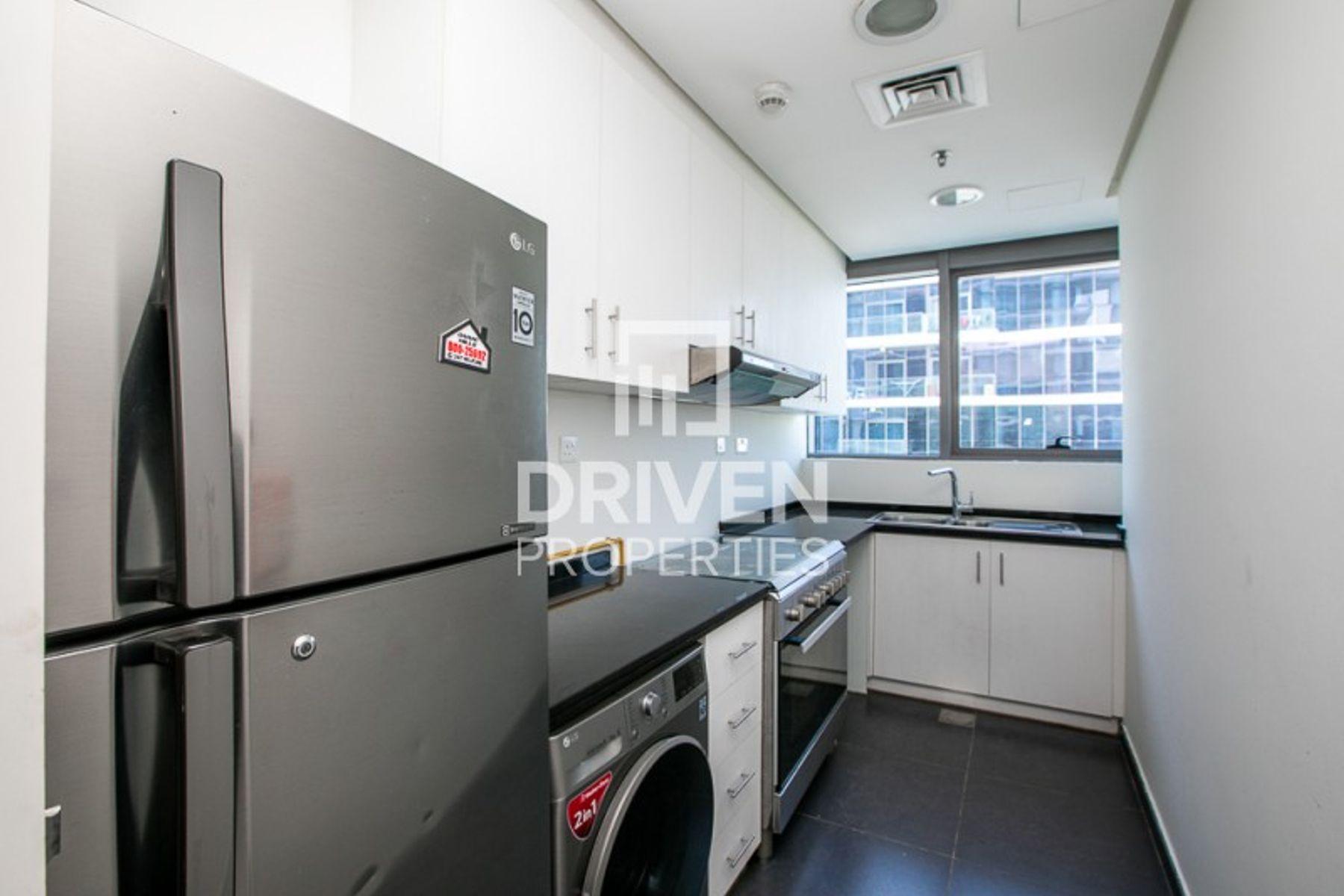للايجار - شقة - جولف بروموناد 4A - داماك هيلز (أكويا باي داماك)