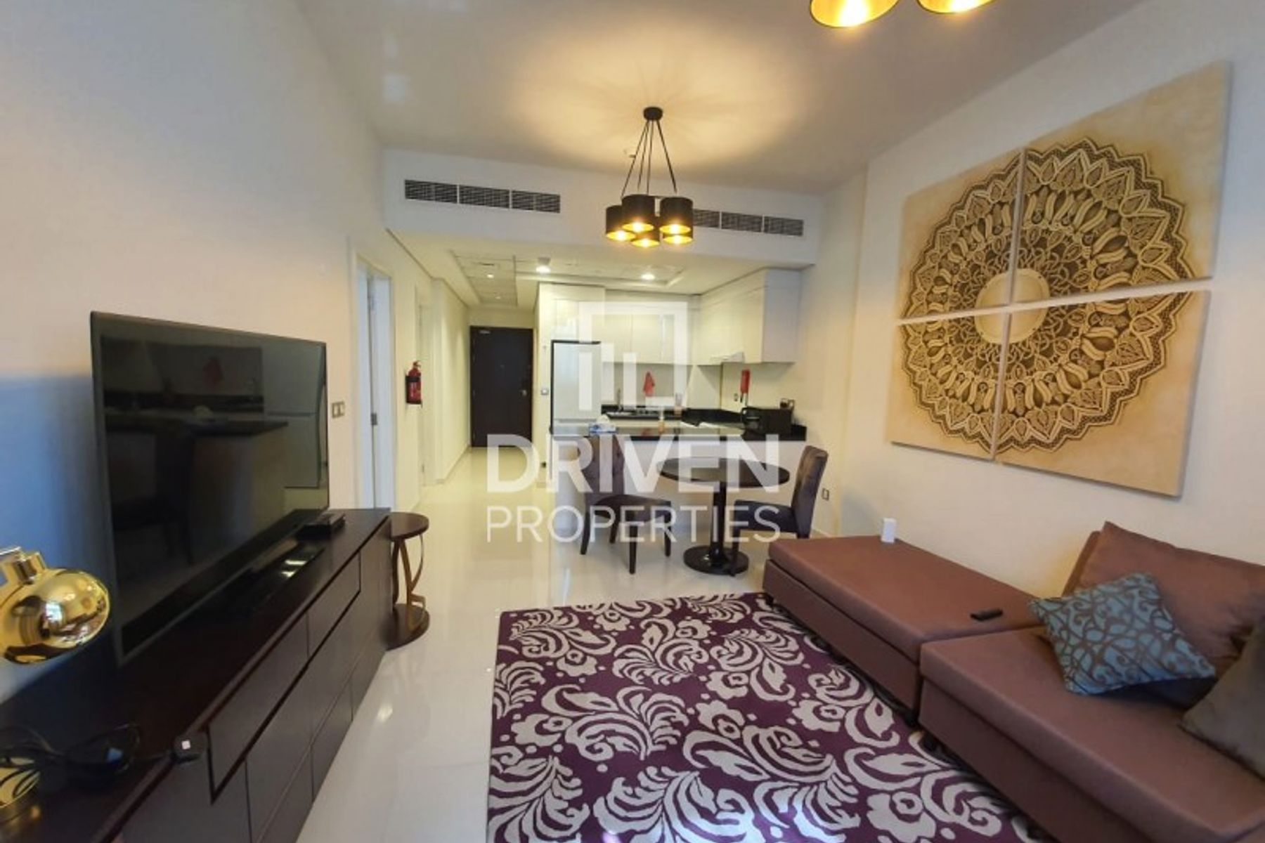 Fully Furnished Apartment with Pool View