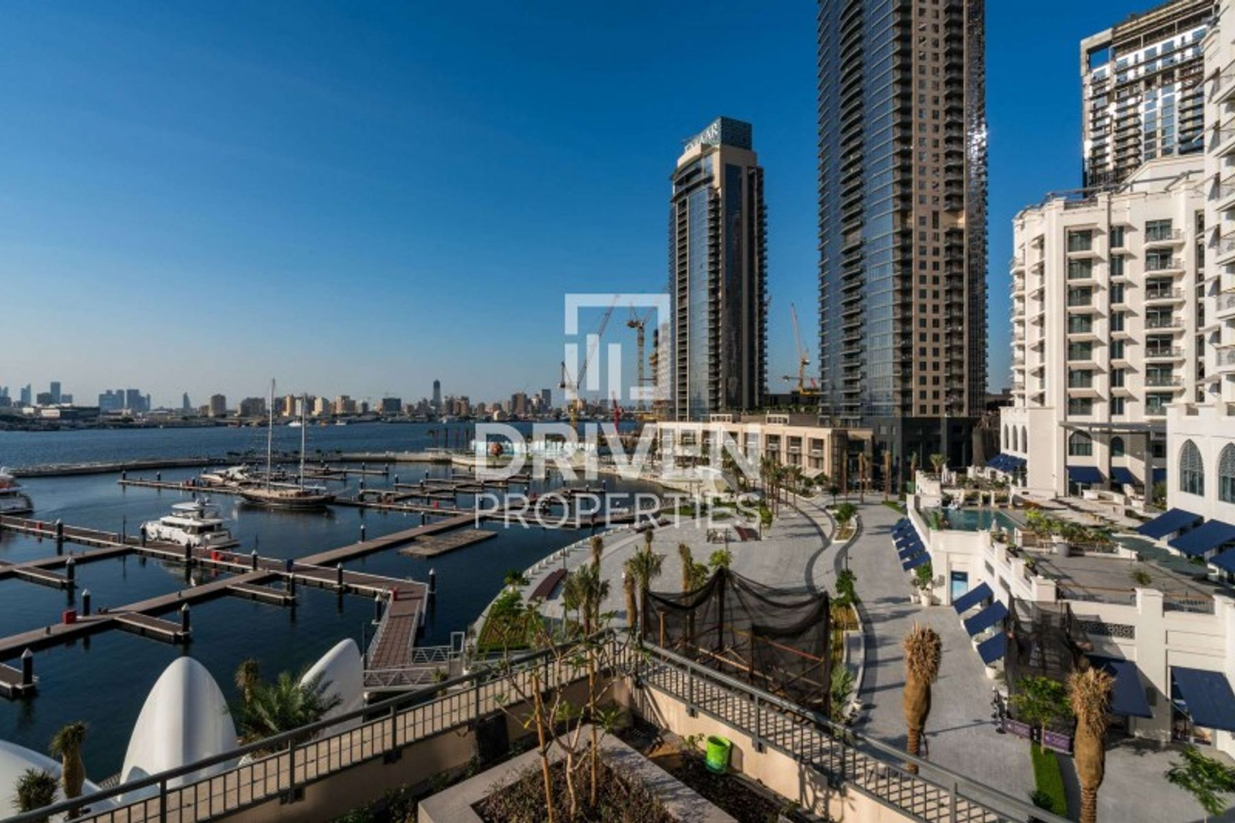 Elegant Apartment | Water View | High Floor