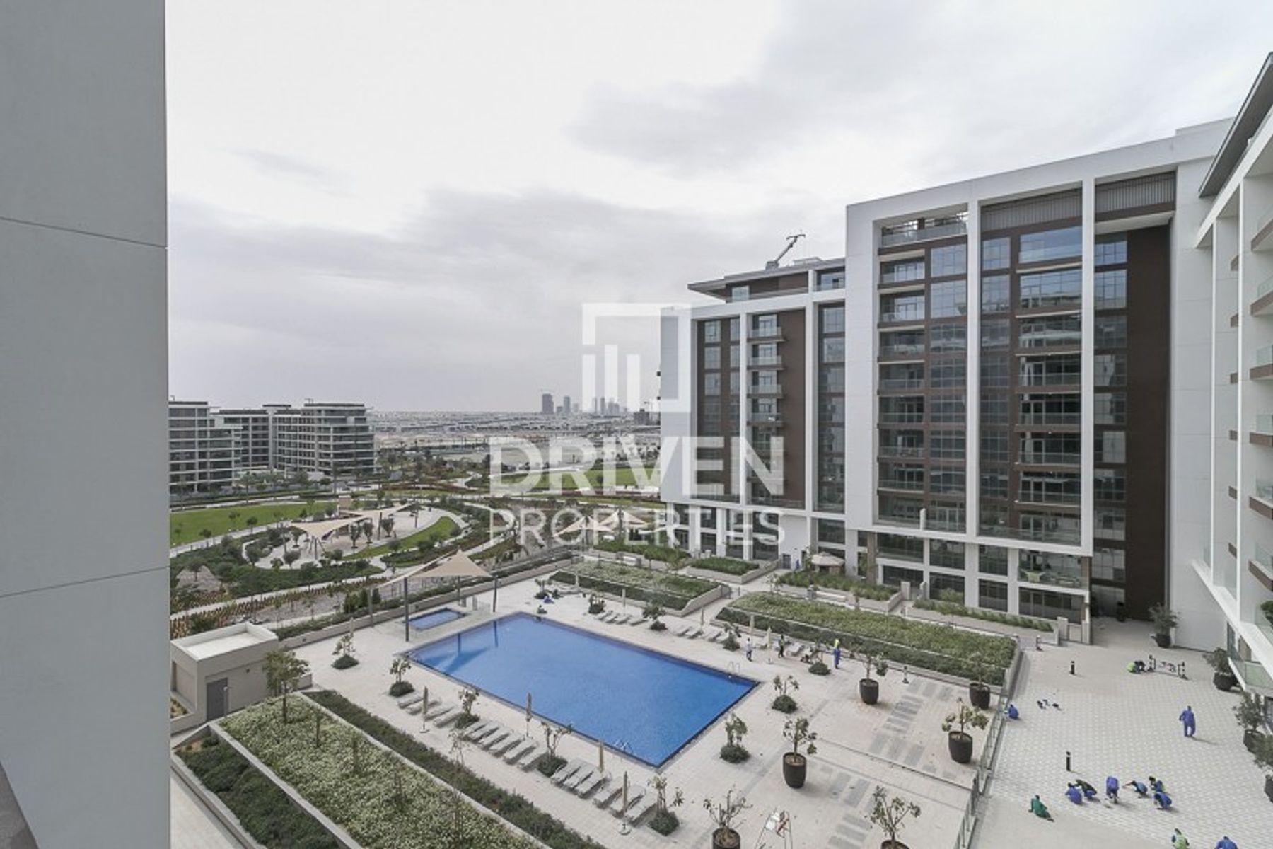 1,601 قدم مربع  شقة - للايجار - دبي هيلز استيت