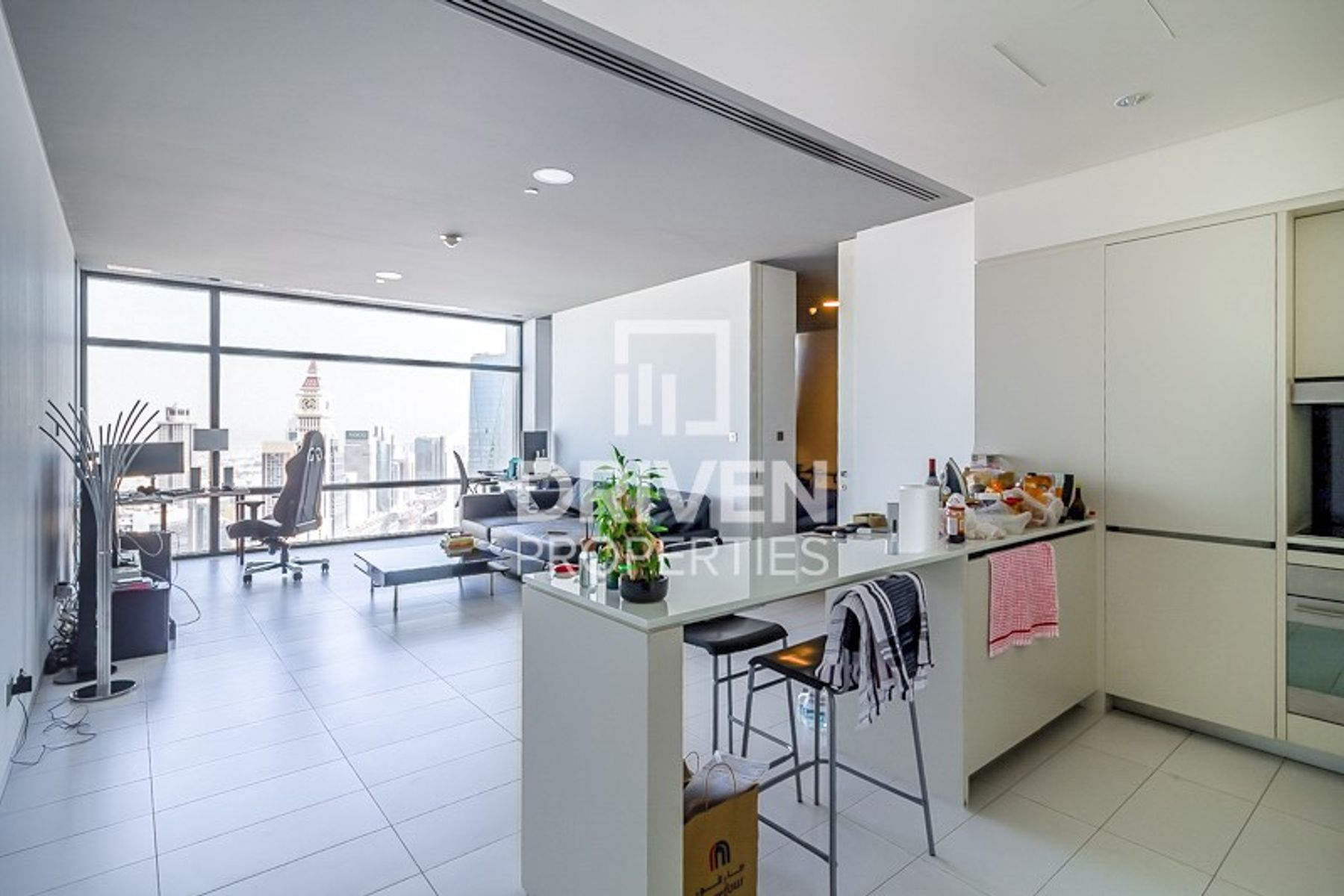 Higher Floor | Rare Layout | Facing DIFC