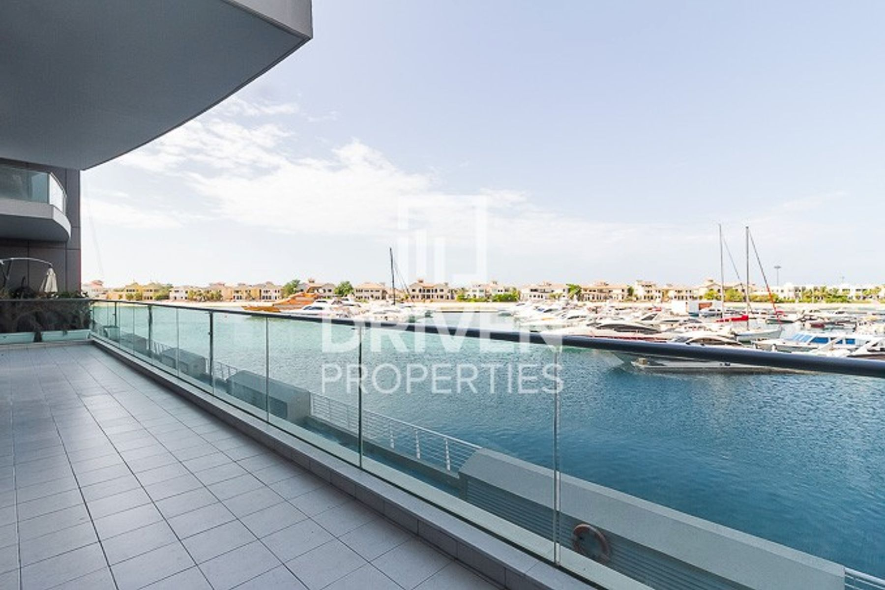 Huge Apt with Full Sea and Atlantis View