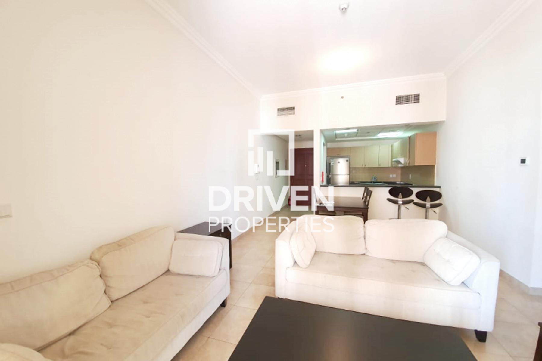 للبيع - شقة - طراز أوروبي - مدينة دبي الرياضية