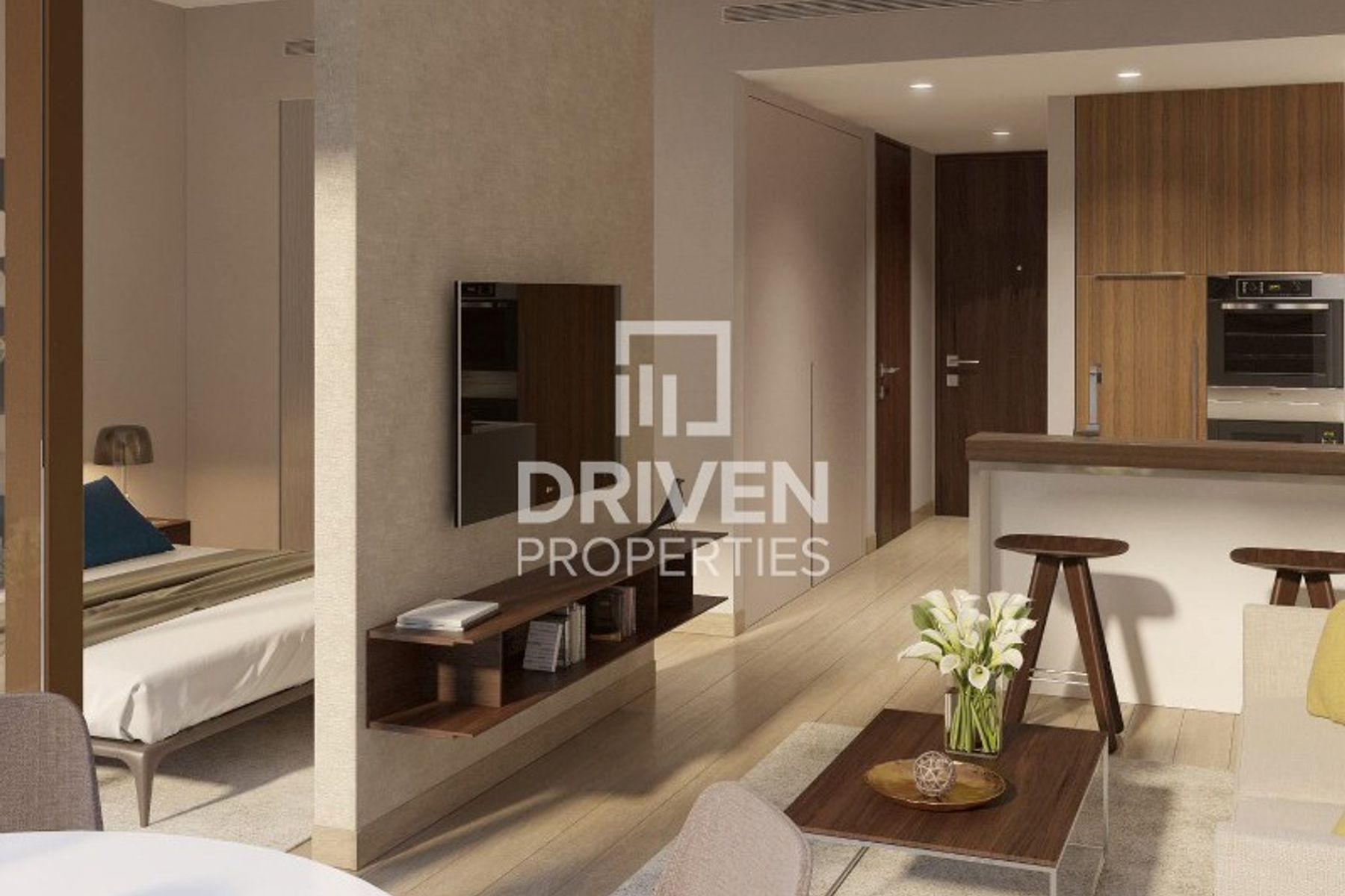 Studio for Sale in Jumeirah Living Marina Gate - Dubai Marina