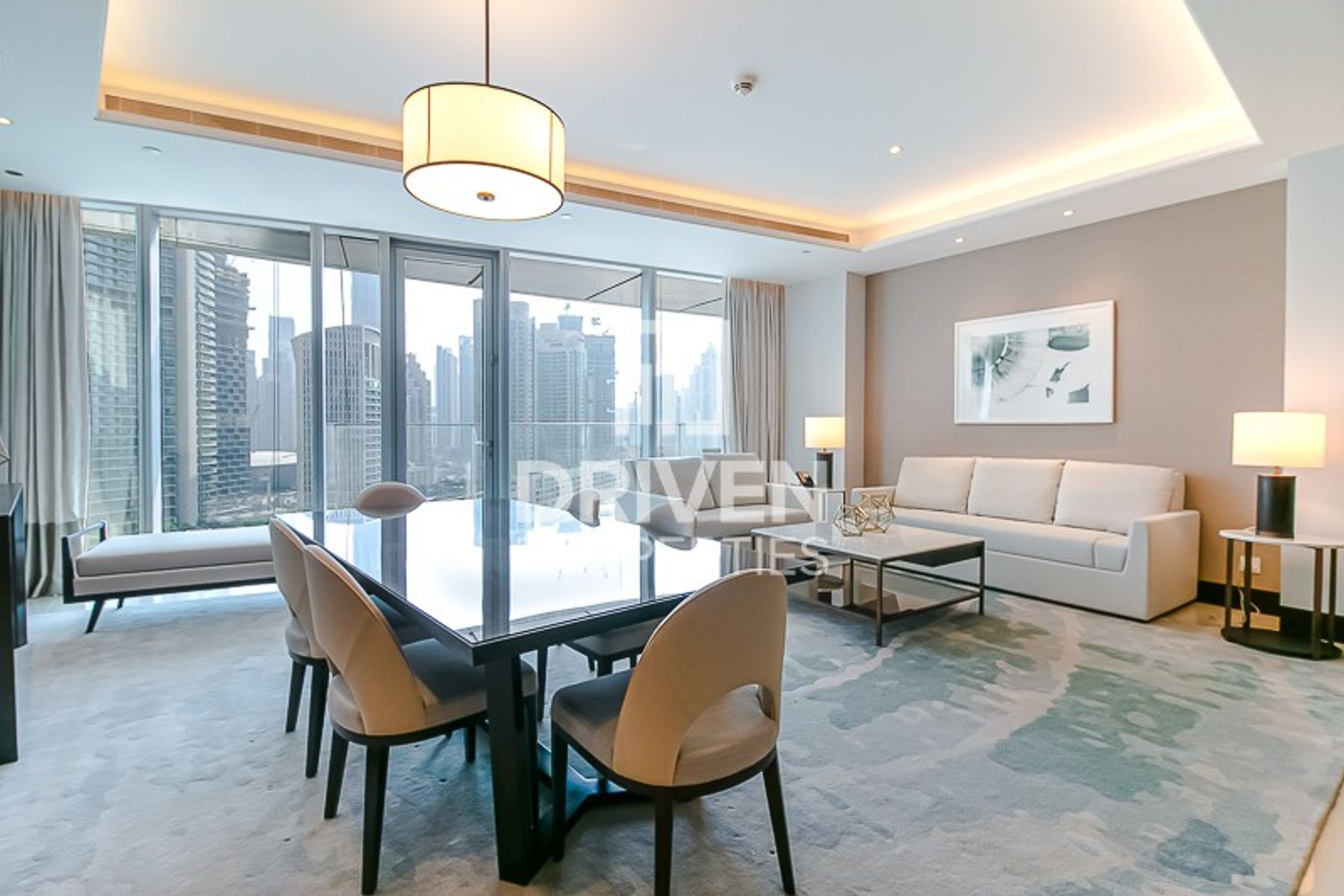 Huge Layout 2 Bed Apt | Burj Khalifa View