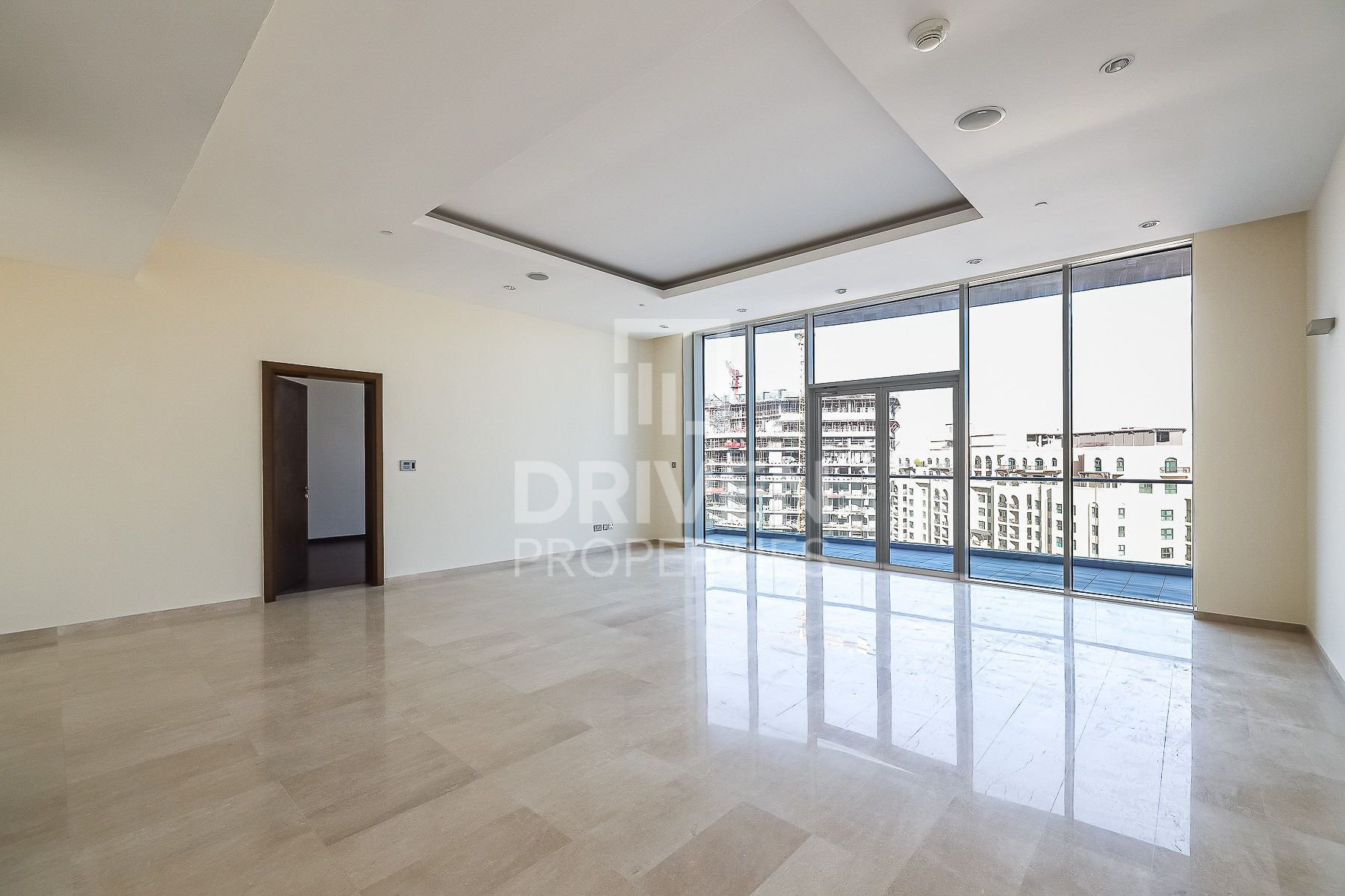 Fully Furnished Apt | Sea and Marina View
