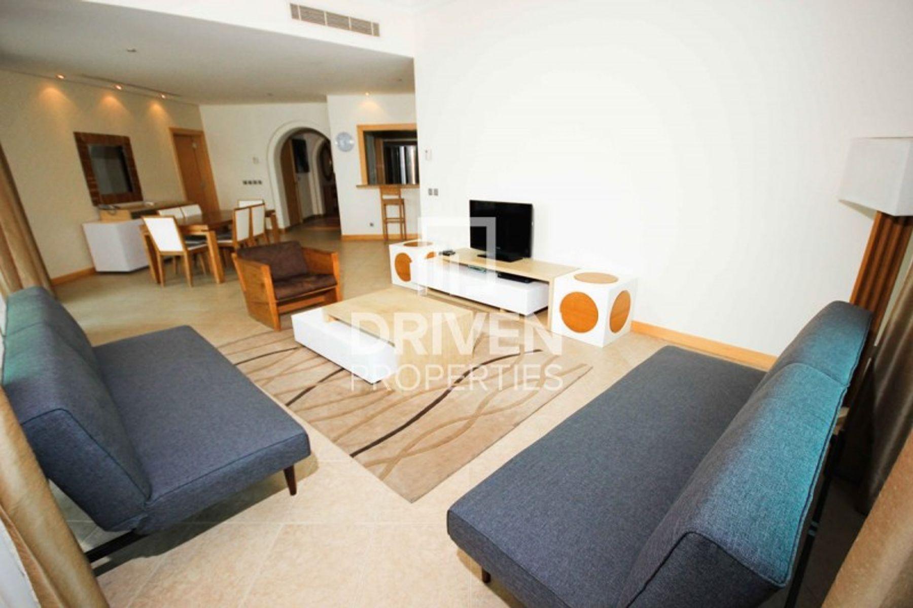 Apartment for Rent in Al Basri, Palm Jumeirah