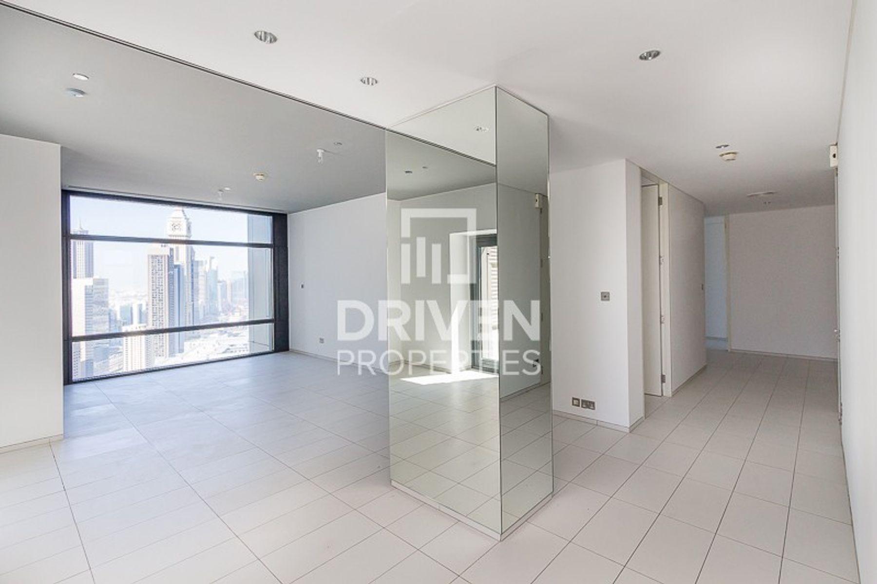 3,000 قدم مربع  شقة - للبيع - مركز دبي المالي العالمي