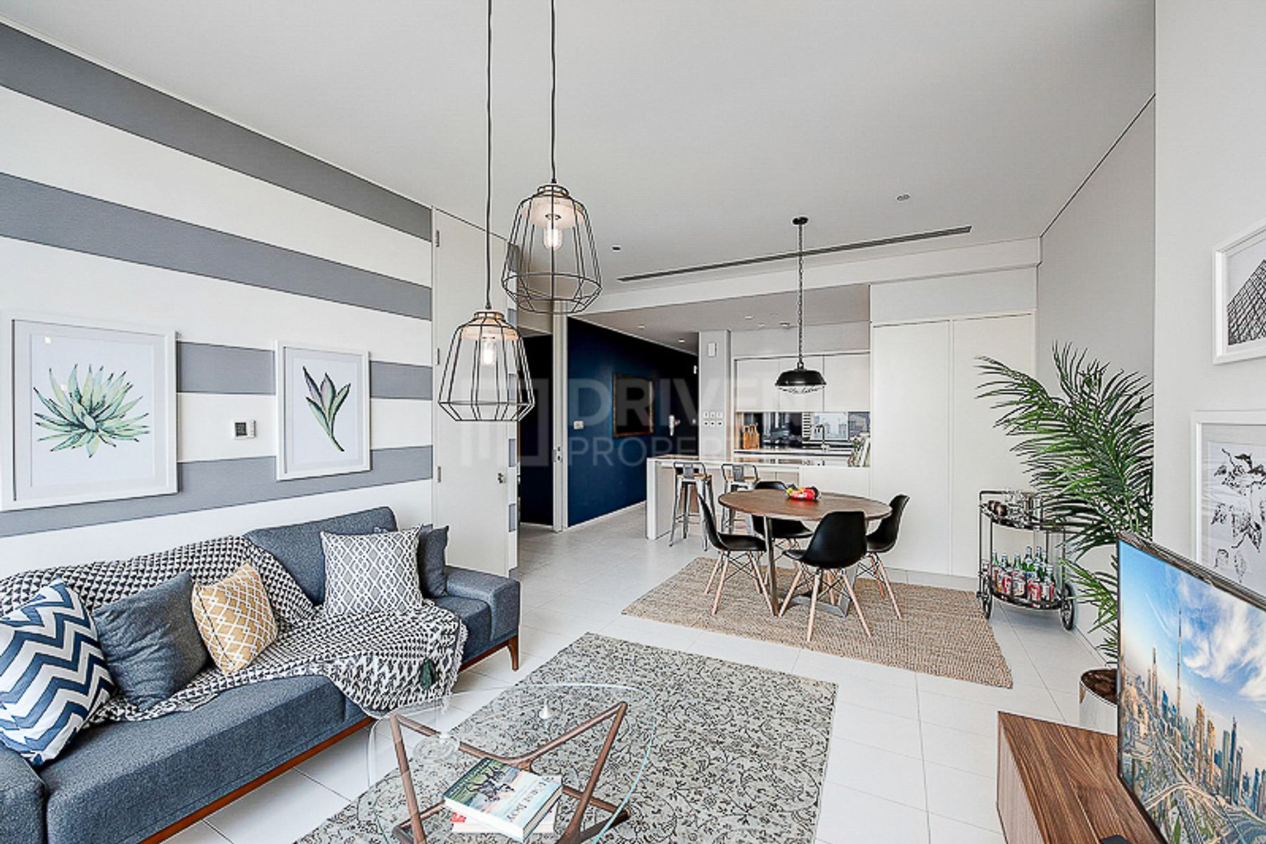 1,012 قدم مربع  شقة - للبيع - مركز دبي المالي العالمي