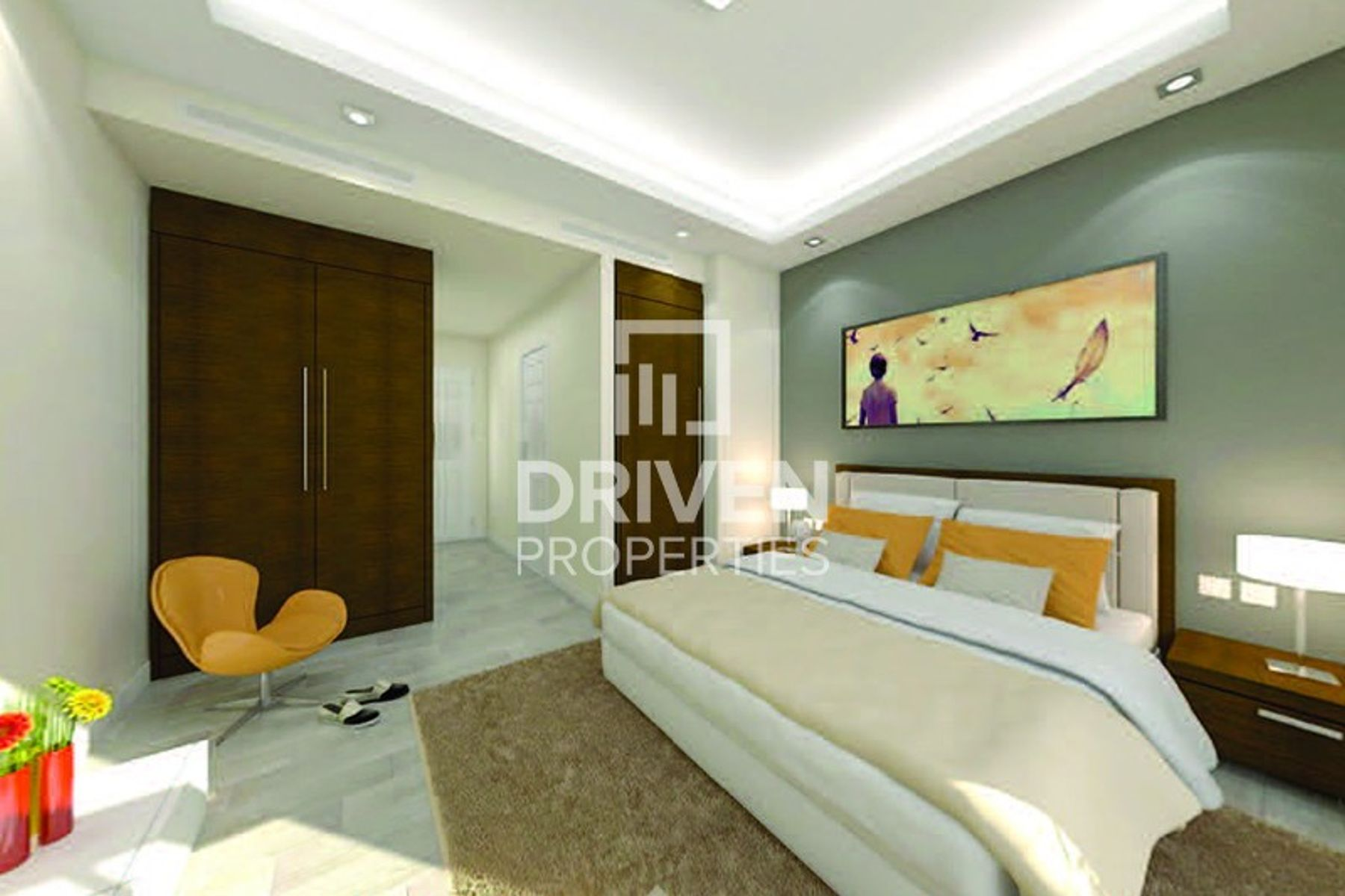 Apartment for Sale in Hera Tower - Dubai Sports City