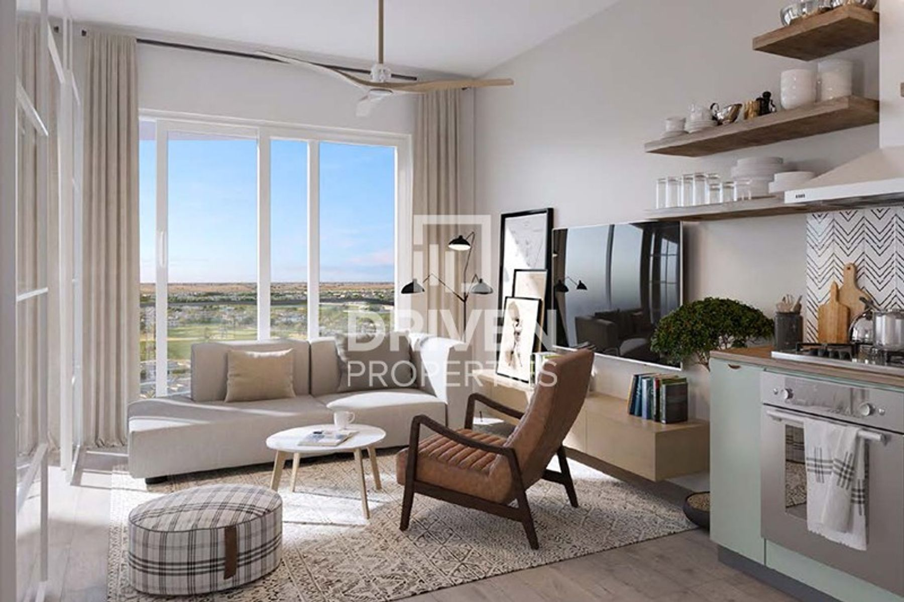 Community Views | Stylish & Elegant Unit