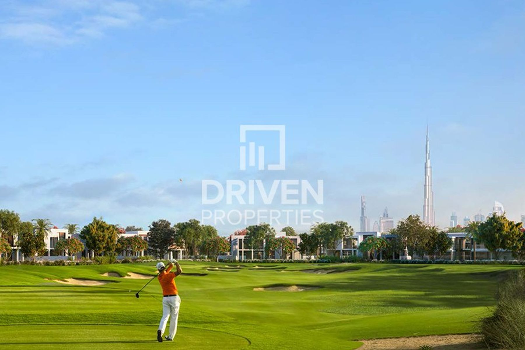 Apartment for Sale in Golfville - Dubai Hills Estate