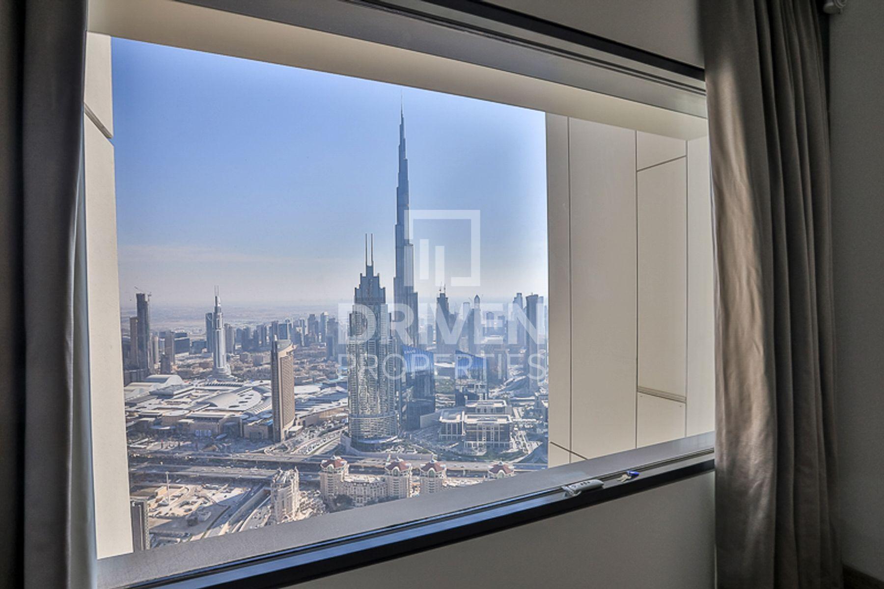 3,127 قدم مربع  شقة - للبيع - مركز دبي المالي العالمي