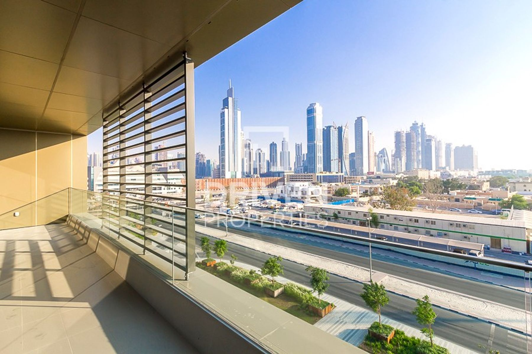 Vacant Unit with Jumeirah and Skyline View