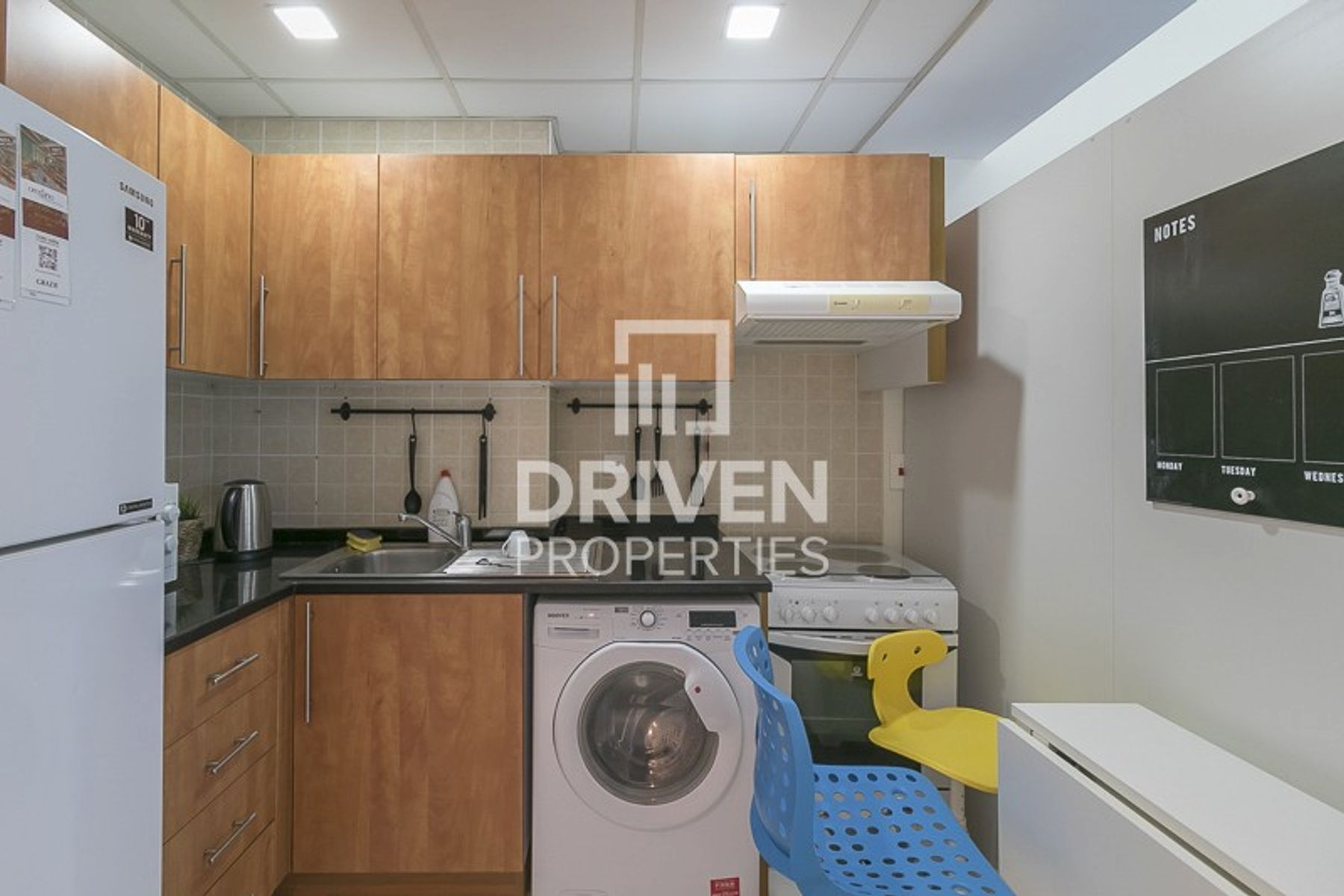 Studio for Rent in Marina View Tower A - Dubai Marina
