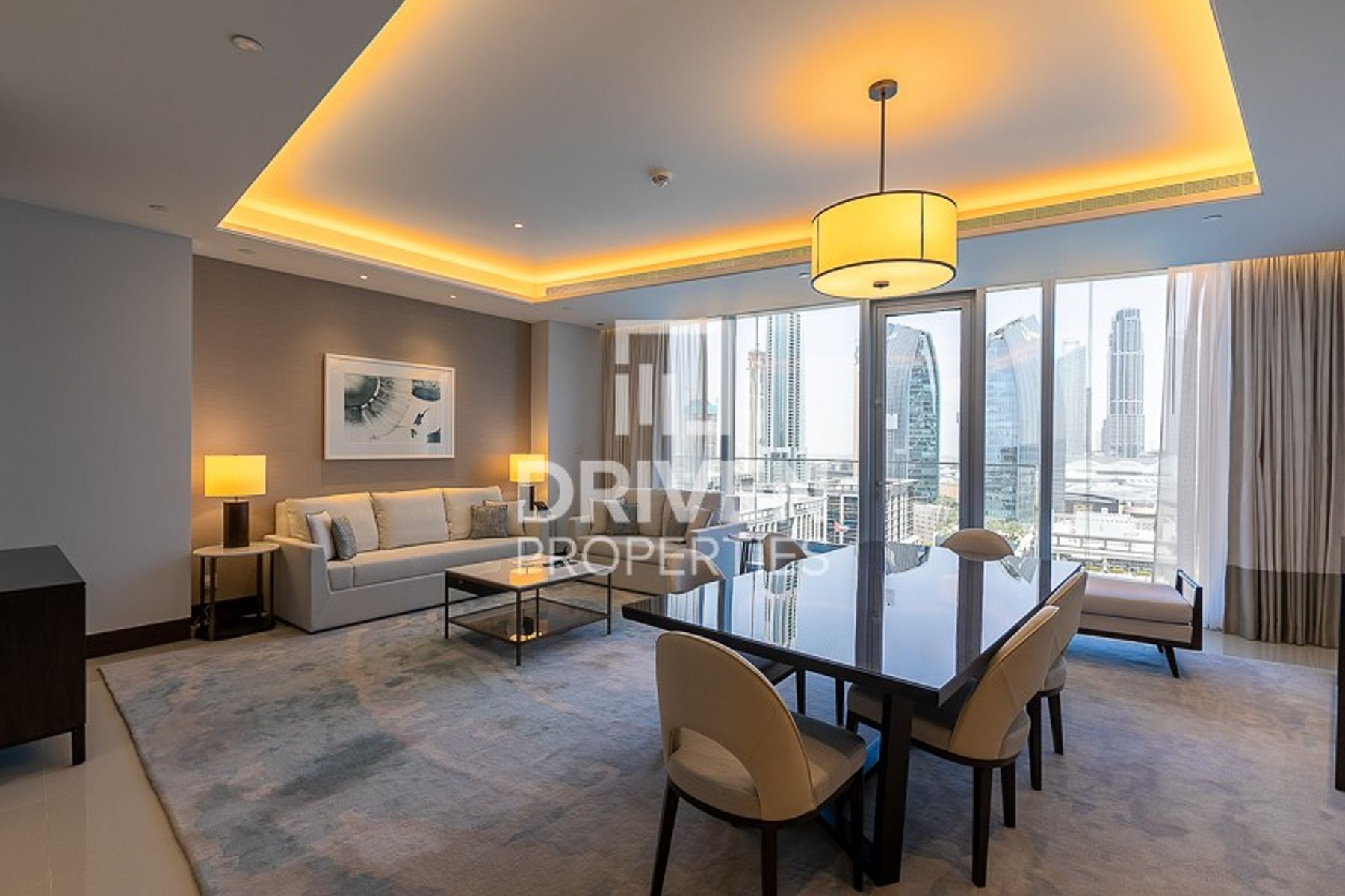 Amazing 2 Bedroom Apt | Burj Khalifa View