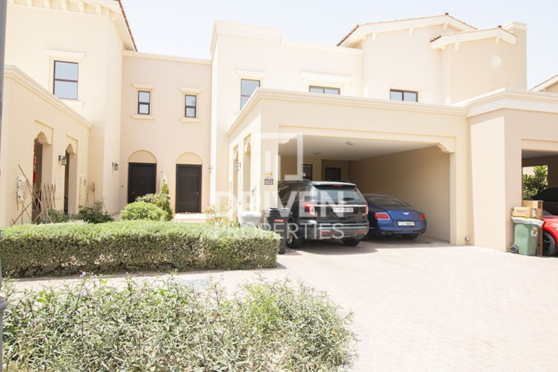 Furnished Type M 3 Bed Villa plus Maids Room