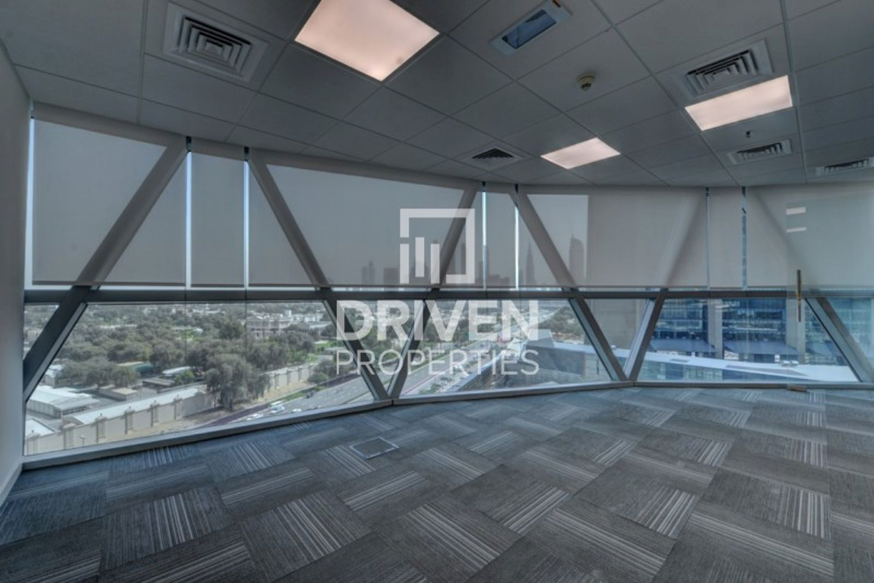 Fully Fitted with Glass Partitions in DIFC