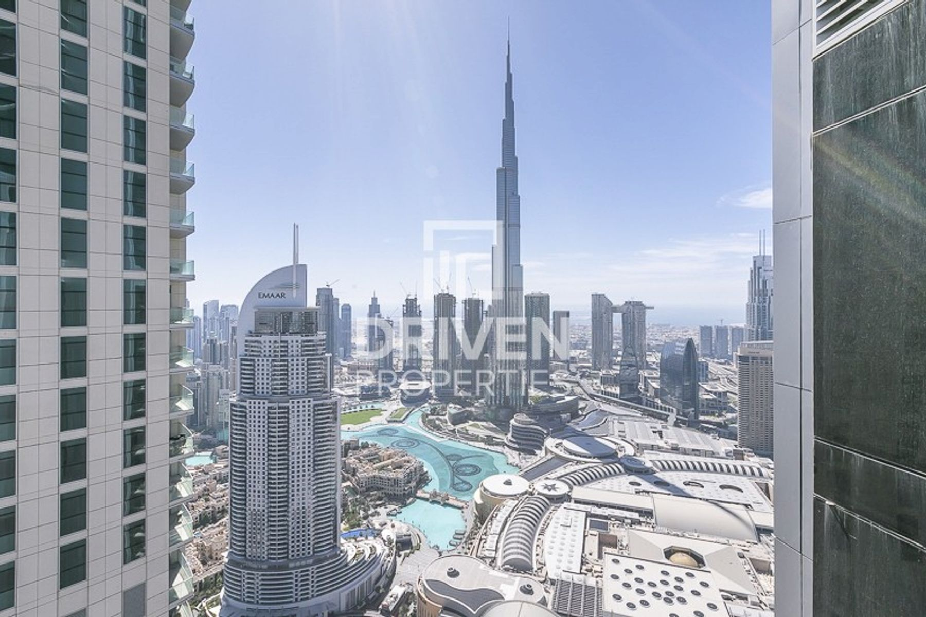 Elegant and High Floor | Burj Khalifa View