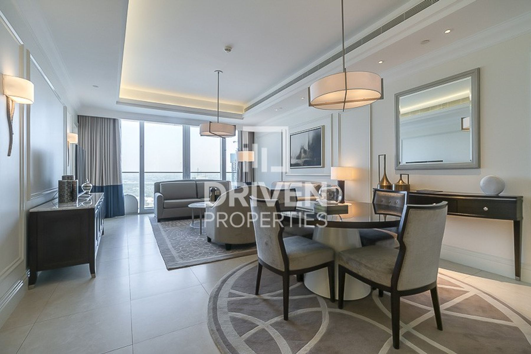 Apartment for Rent in The Address The BLVD, Downtown Dubai