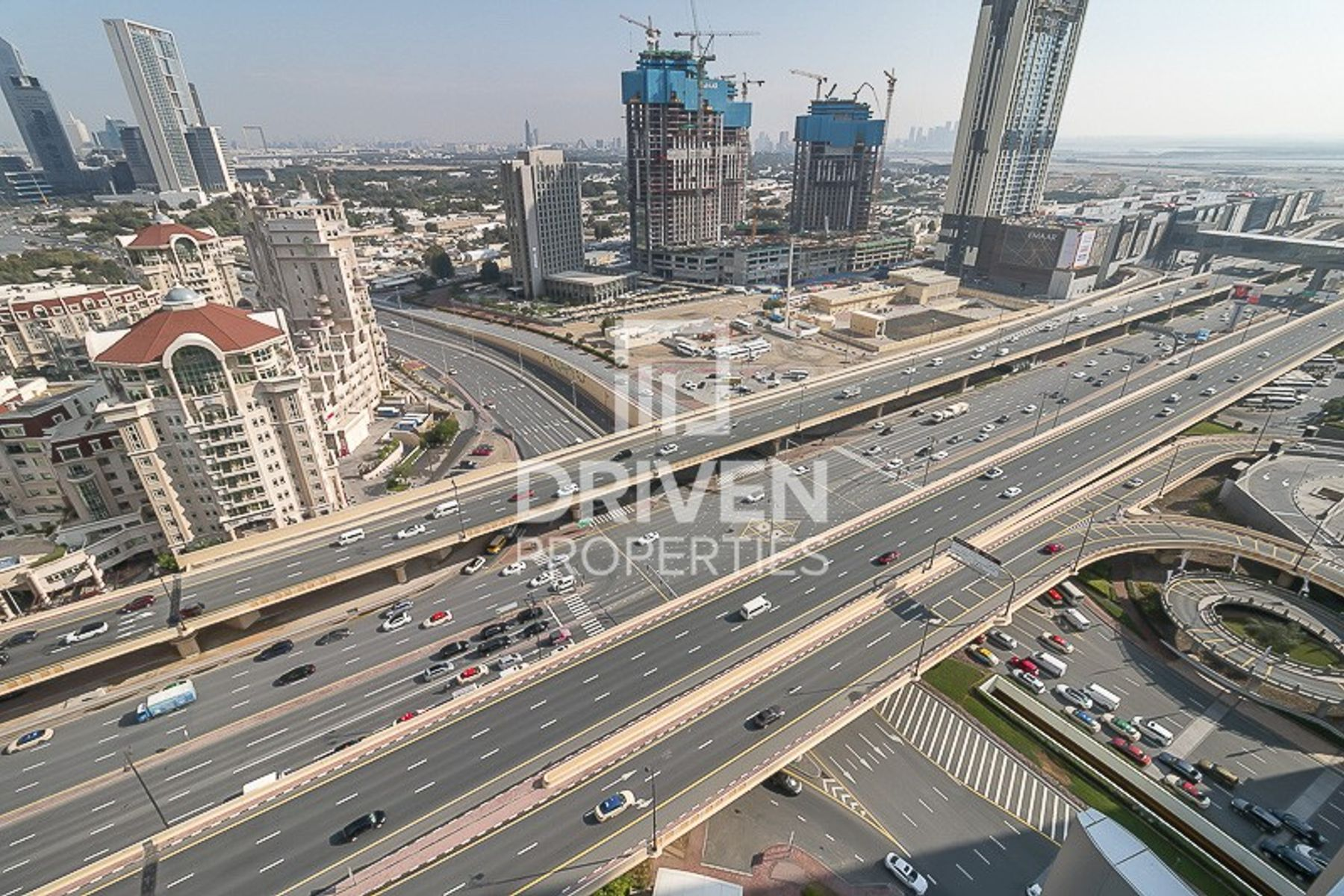 Mid floor 1 Bed Apartment Full DIFC View