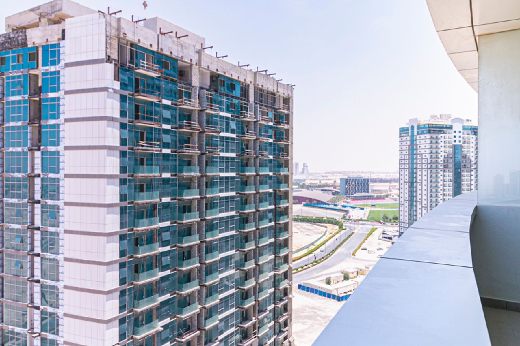 Apartment for Rent in The Bridge - Dubai Sports City
