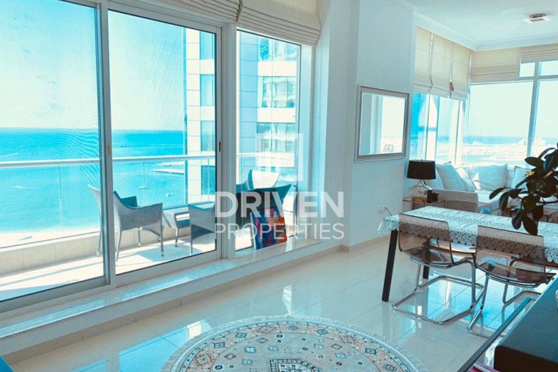 Vacant 1 Bedroom Unit with Full Sea View