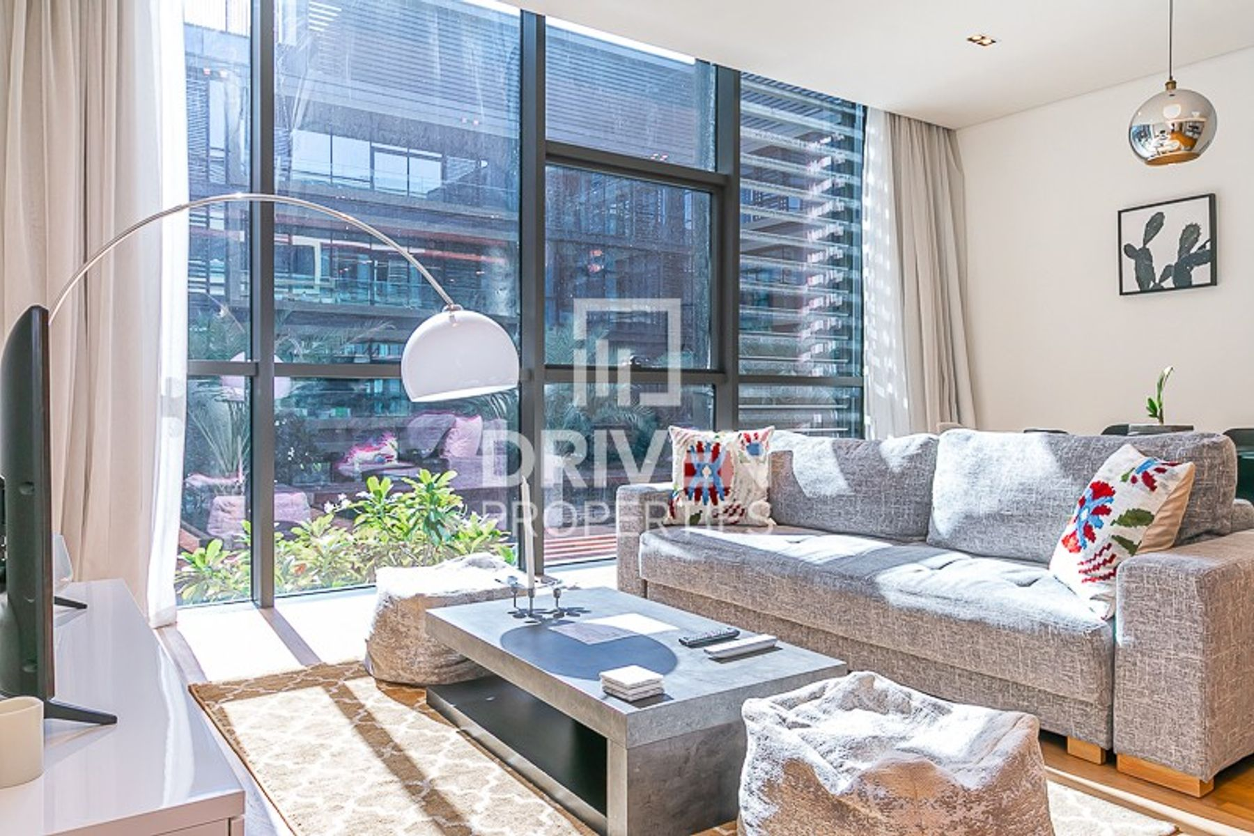 Apartment for Rent in Building 6A - City Walk